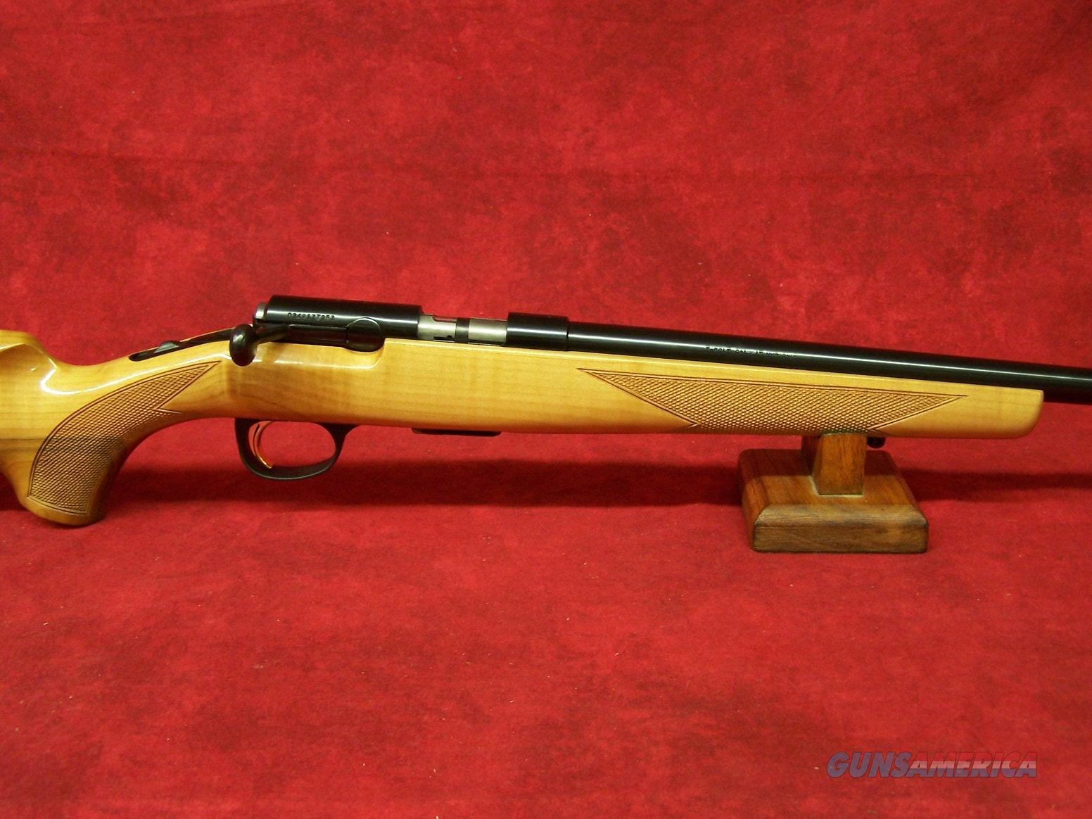 "Browning T-Bolt Sporter Maple .17 HMR 22"" barrel (025216270)  Guns > Rifles > Browning Rifles > Bolt Action > Hunting > Blue"