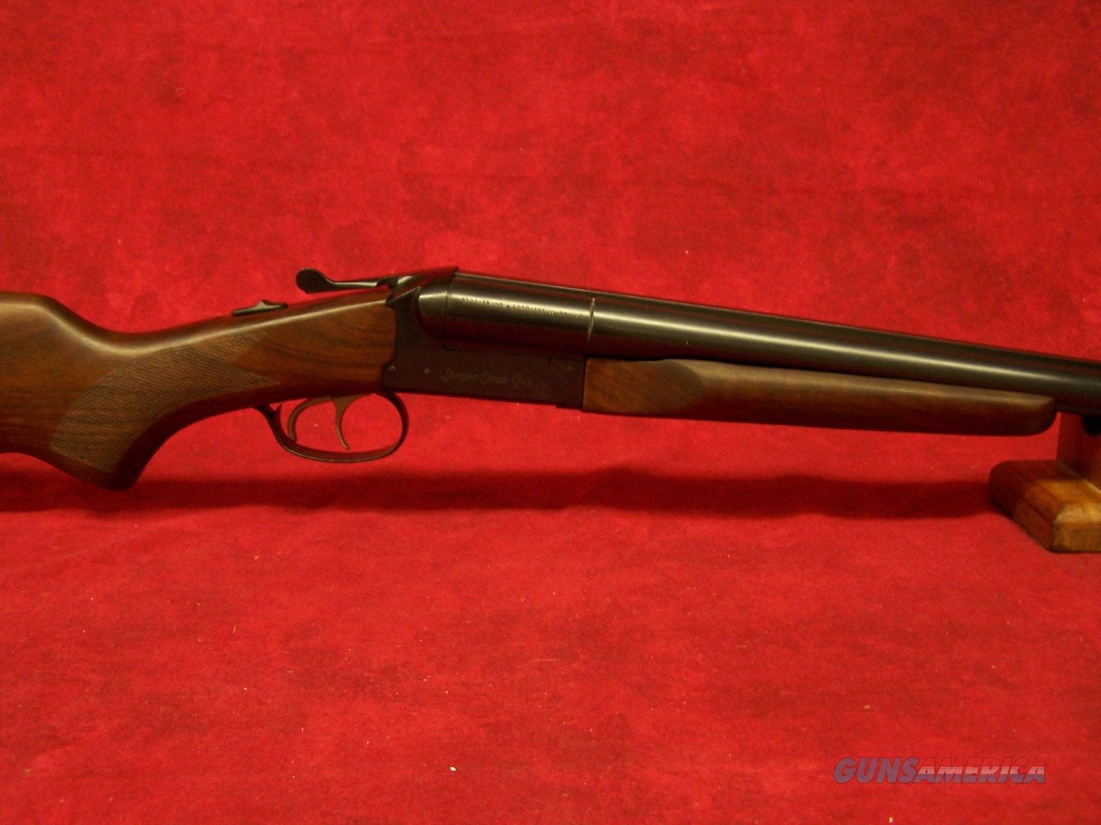 """Stoeger Coach Gun 12Ga 3"""" SxS A-Grade Satin Walnut Blue 20"""" Barrel (31400)  Guns > Shotguns > Stoeger Shotguns"""