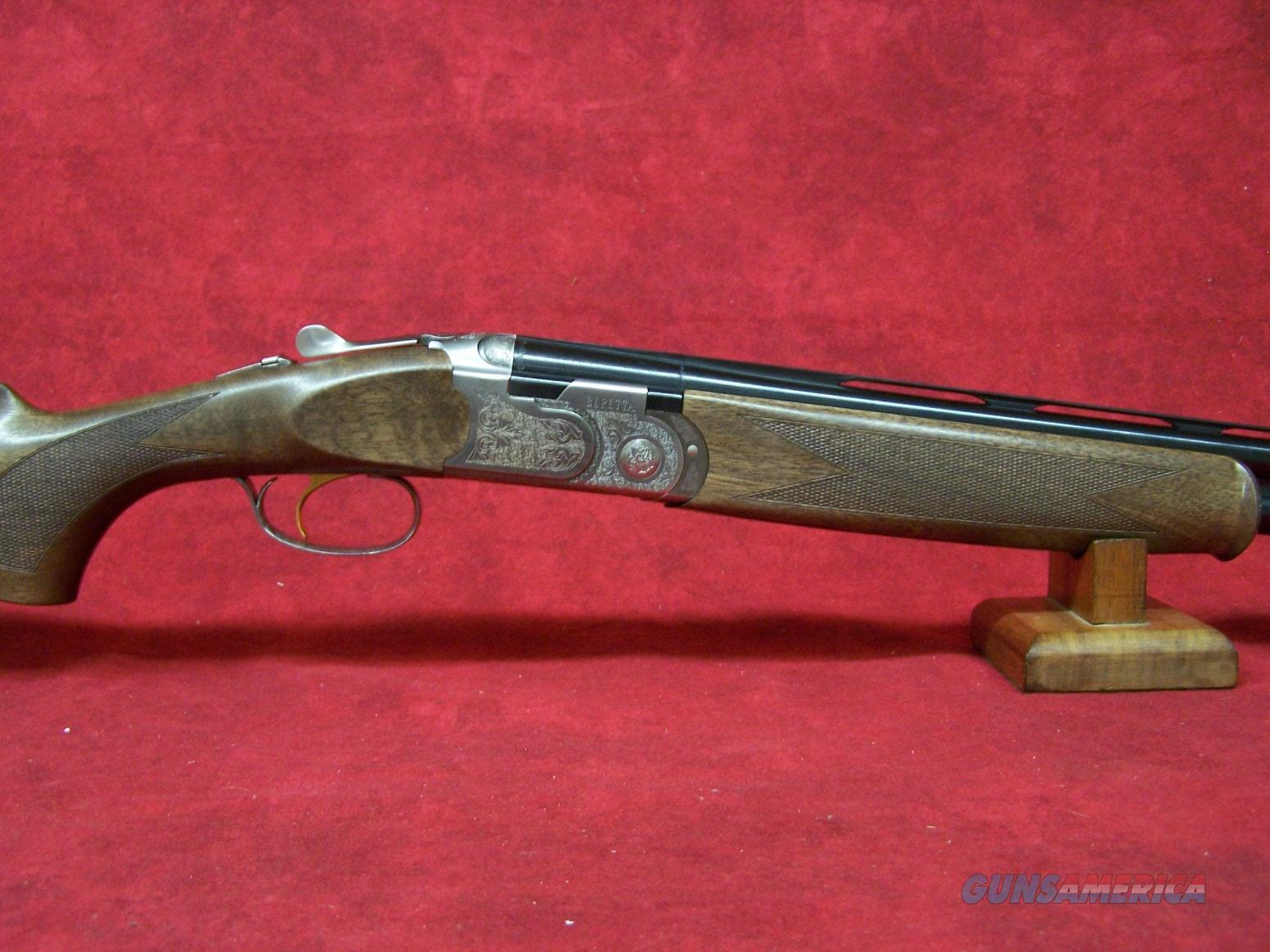 Beretta 686 Silver Pigeon I Over/Under 20 Gauge 3 Inch Chamber 26 Inch Barrel (J6863K6)  Guns > Shotguns > Beretta Shotguns > O/U > Hunting