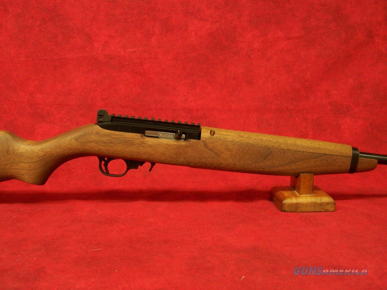 RUGER TALO 10/22 22LR W/ M1 CARBINE STK 15RD (21138)  Guns > Rifles > Ruger Rifles > 10-22