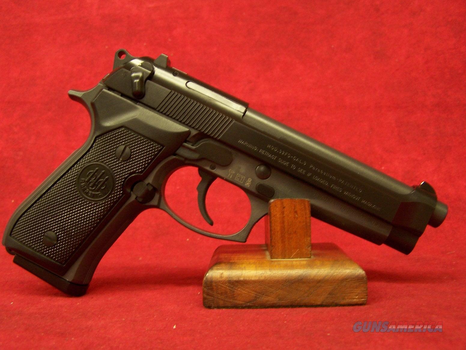 """Beretta 92FS SNIPER GRAY 9mm 4.9"""" (JS92F390M)  Guns > Pistols > Beretta Pistols > Model 92 Series"""
