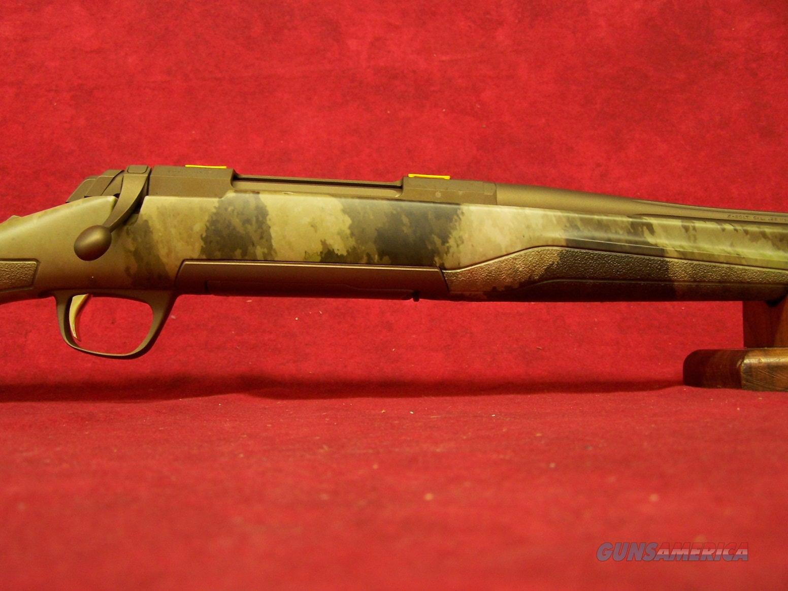 """Browning Hells Canyon SPEED ATACS 28 Nosler 26"""" Suppressor Ready (035475288)  Guns > Rifles > Browning Rifles > Bolt Action > Hunting > Stainless"""