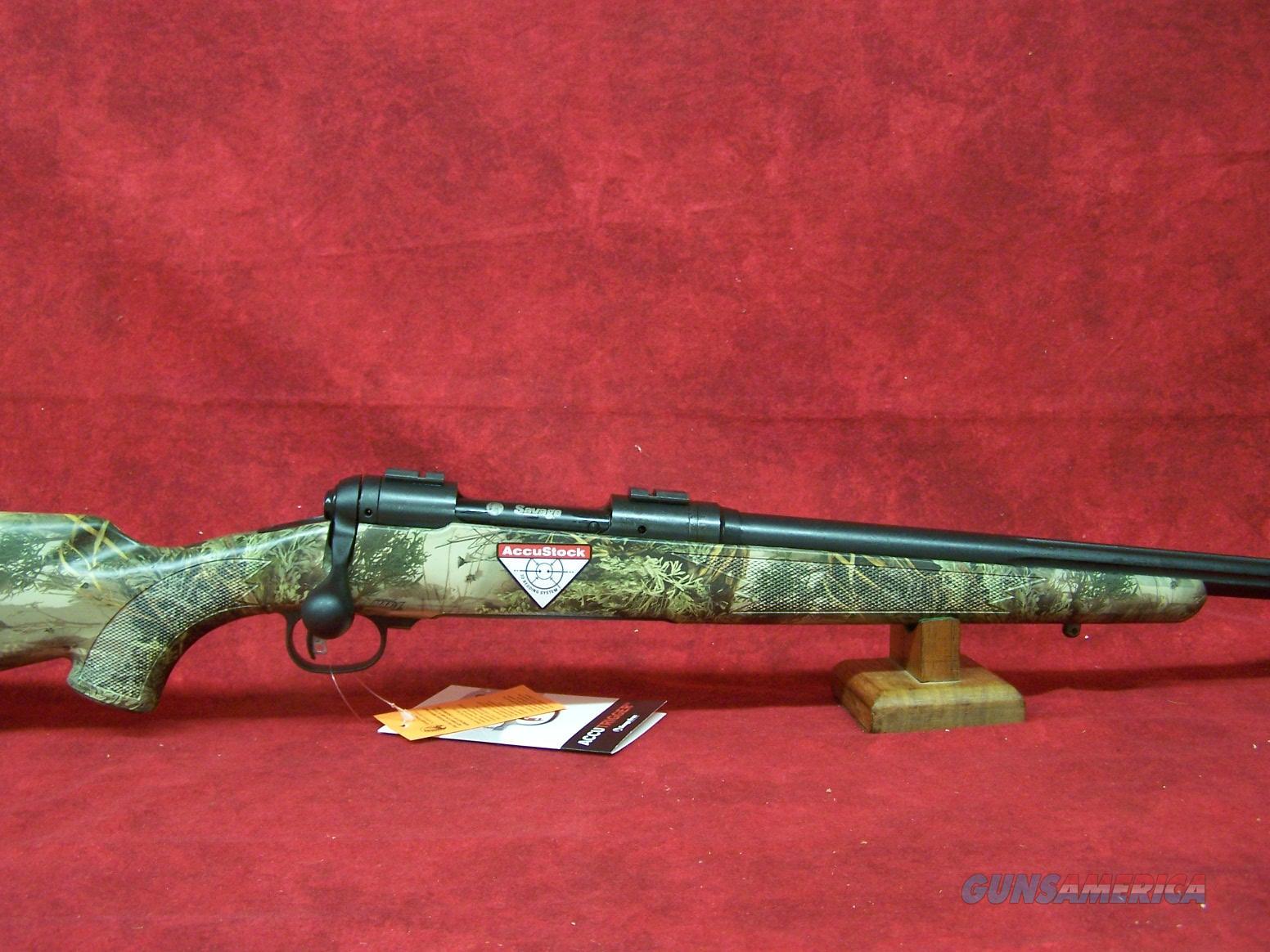 "Savage 10 Predator Hunter 6.5 Creedmoor 24"" Max 1 camo stock (19129)  Guns > Rifles > Savage Rifles > 10/110"