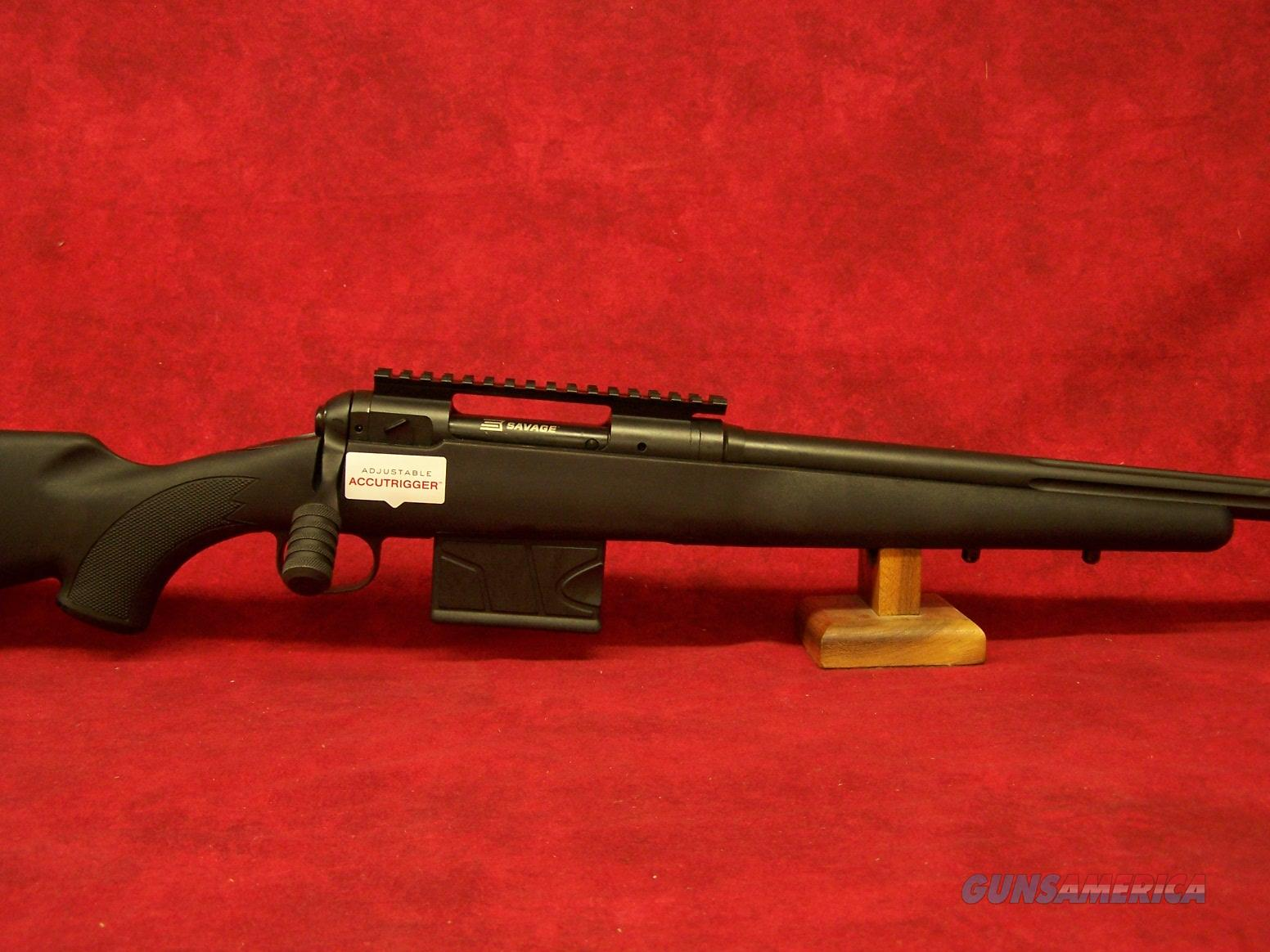"Savage 10 FCP-SR 6.5 Creedmoor 20"" Threaded Barrel (22619)   Guns > Rifles > Savage Rifles > 10/110"