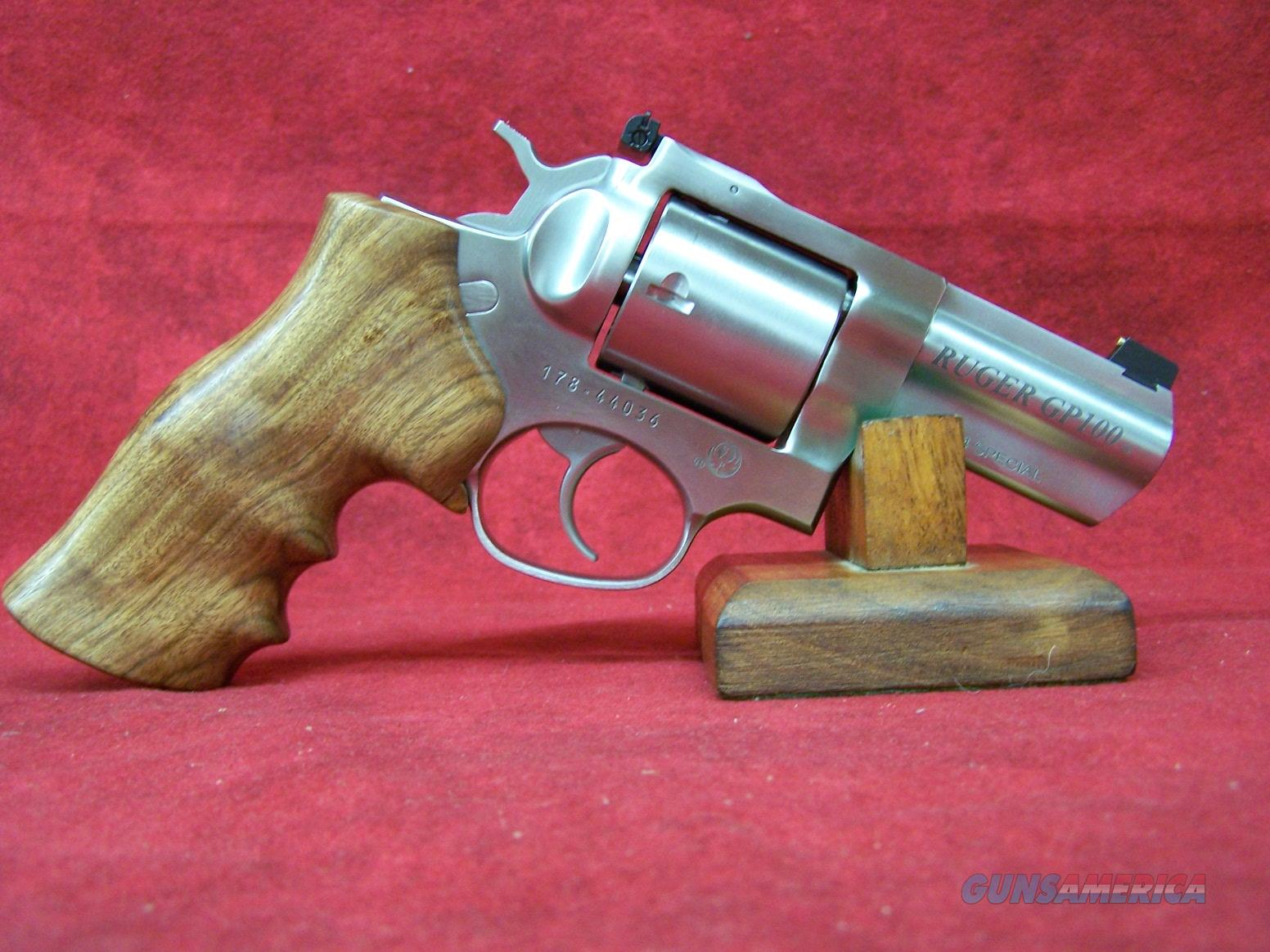 "Ruger GP100 44 Smith & Wesson Special 3"" Barrel (01767)  Guns > Pistols > Ruger Double Action Revolver > GP100"