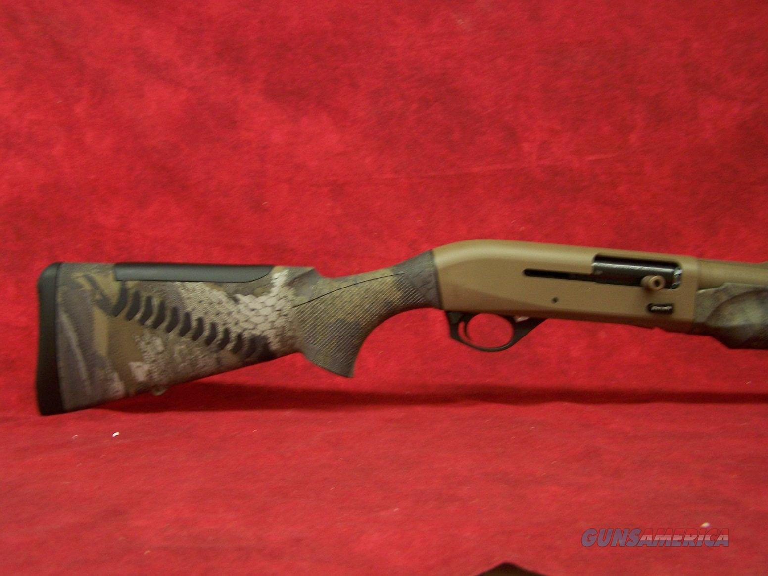 "Benelli M2 Waterfowl Performance Shop 12 Ga 28"" Barrel OPTIFADE Waterfowl Timber/Texas Tan Cerakote (11007)  Guns > Shotguns > Benelli Shotguns > Sporting"