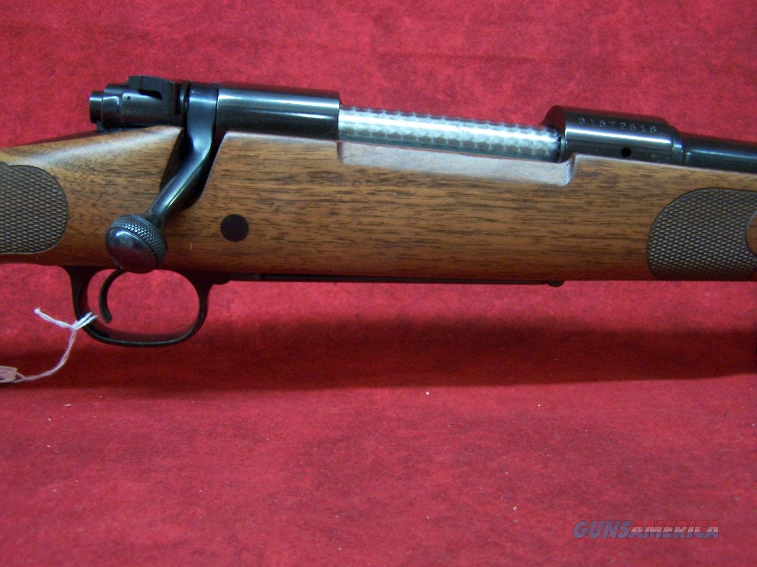 "Winchester Model 70 XTR Featherweight 7mm Mauser 22"" Barrel with sights 7x57  Guns > Rifles > Winchester Rifles - Modern Bolt/Auto/Single > Model 70 > Post-64"