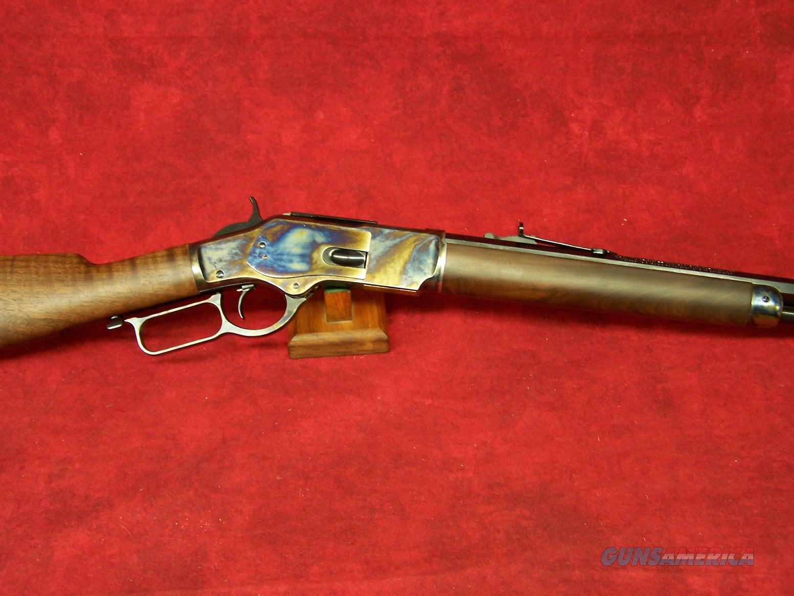 "Winchester Model 73 44-40 24"" Barrel Sporter Octagon Color Case Hardened (534217140)  Guns > Rifles > Winchester Rifles - Modern Lever > Other Lever > Post-64"