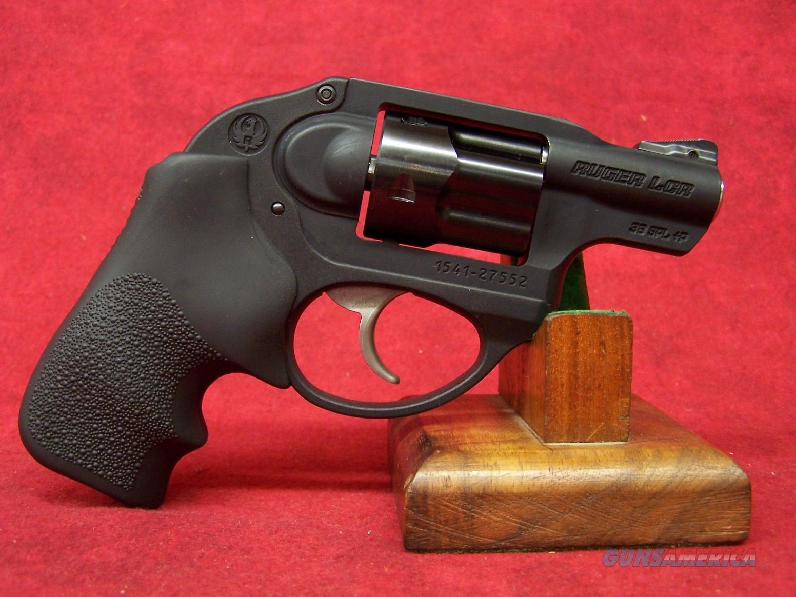 "Ruger LCR .38 SPL 1.87"" Barrel (05401)  Guns > Pistols > Ruger Double Action Revolver > LCR"