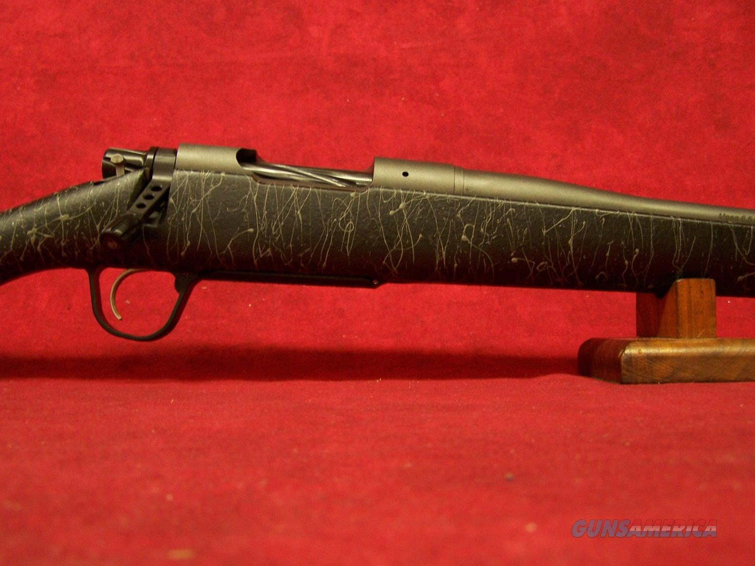 Christensen Arms Mesa 6.5 PRC Tungsten/Black Webbing    Guns > Rifles > C Misc Rifles