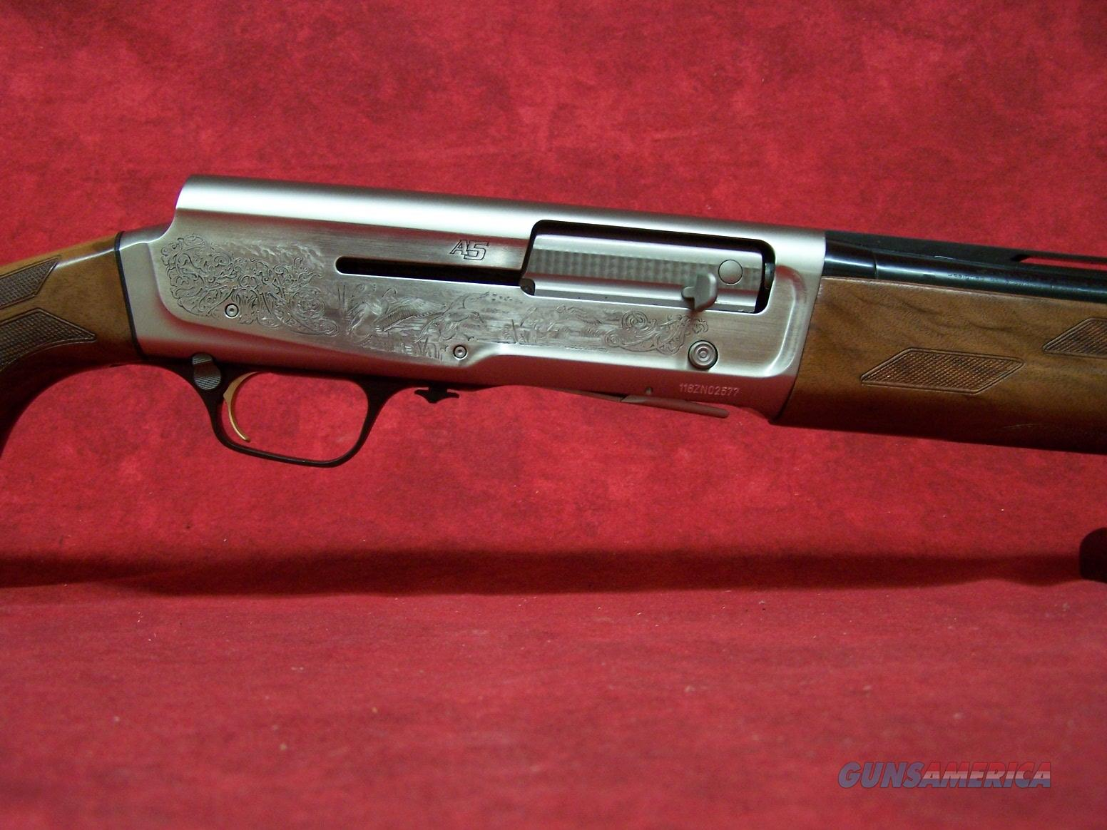 "Browning A5 Ultimate 12ga 26"" barrel 3"" Chamber  (0118203005)  Guns > Shotguns > Browning Shotguns > Autoloaders > Hunting"