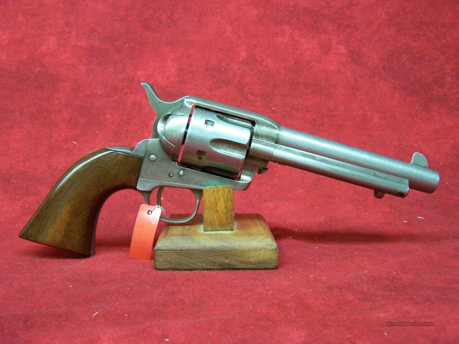 "Uberti 1873 Cattleman Old Model Old West Finish 5 1/2"" .45LC (355131)  Guns > Pistols > Uberti Pistols > Ctg."
