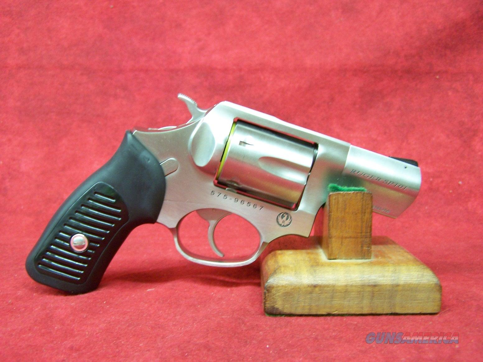 """RUGER SP101 357 MAG 2.25"""" SS FS 5RD (05718)  Guns > Pistols > Ruger Double Action Revolver > SP101 Type"""