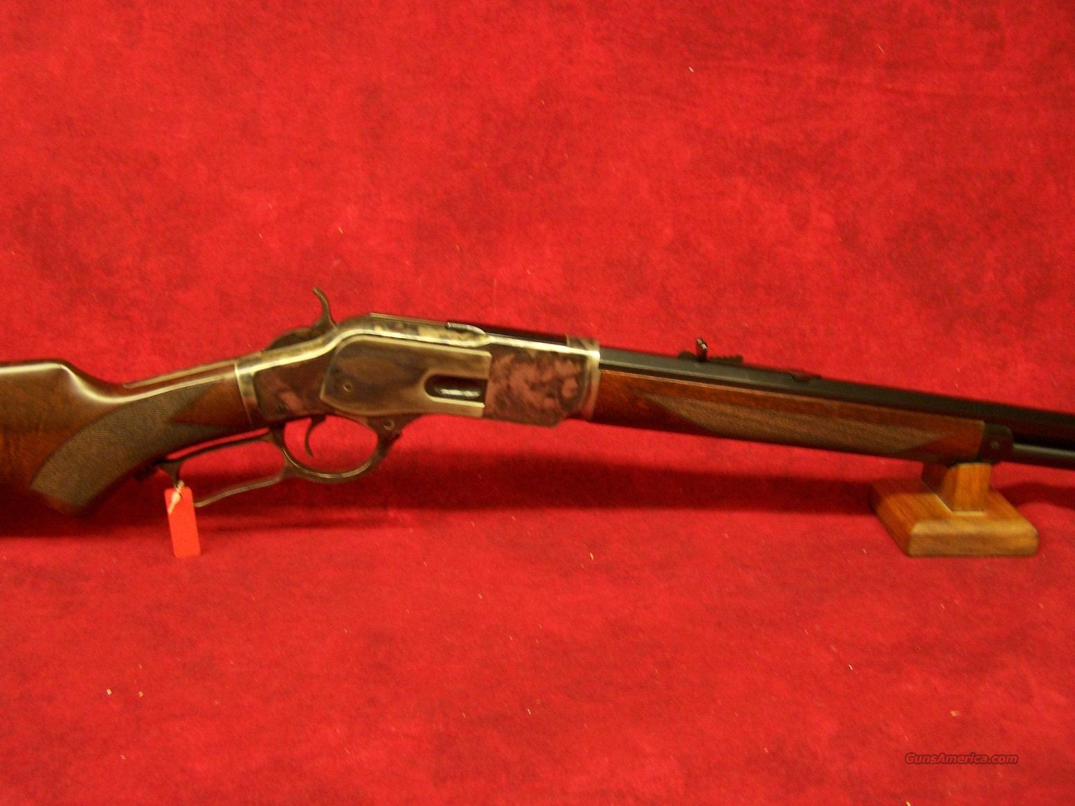 "Uberti 1873 Special Sporting Rifle Steel .357 Mag 24 1/4"" (342760)  Guns > Rifles > Uberti Rifles > Lever Action"
