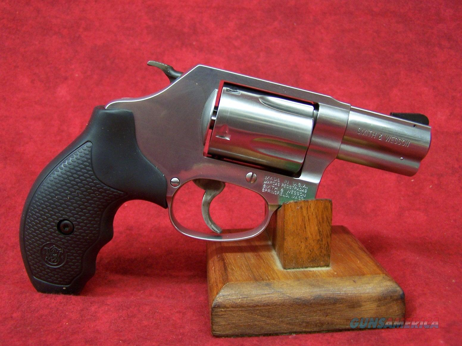 "Smith & Wesson 60 .357 Mag 2.125"" SS  Barrel 5 Round  (162420)  Guns > Pistols > Smith & Wesson Revolvers > Small Frame ( J )"