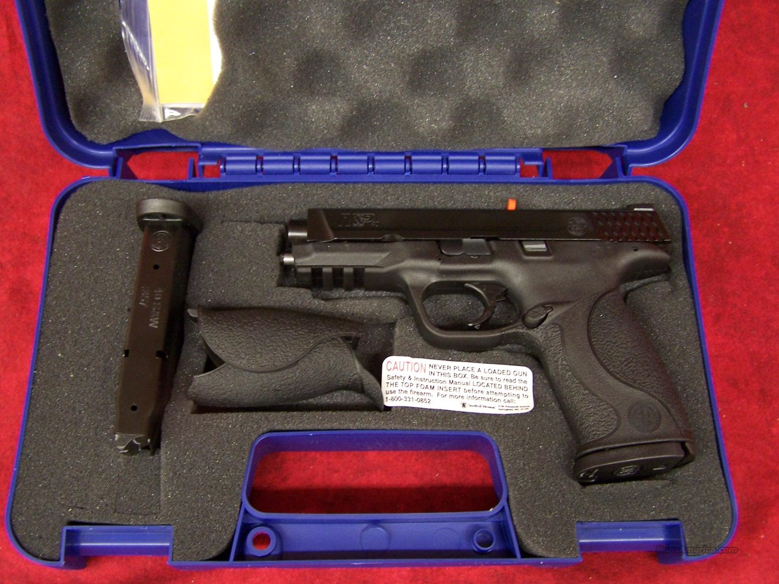 Smith & Wesson M&P 40 No Thumb Safety 40S&W(209300)  Guns > Pistols > Smith & Wesson Pistols - Autos > Polymer Frame
