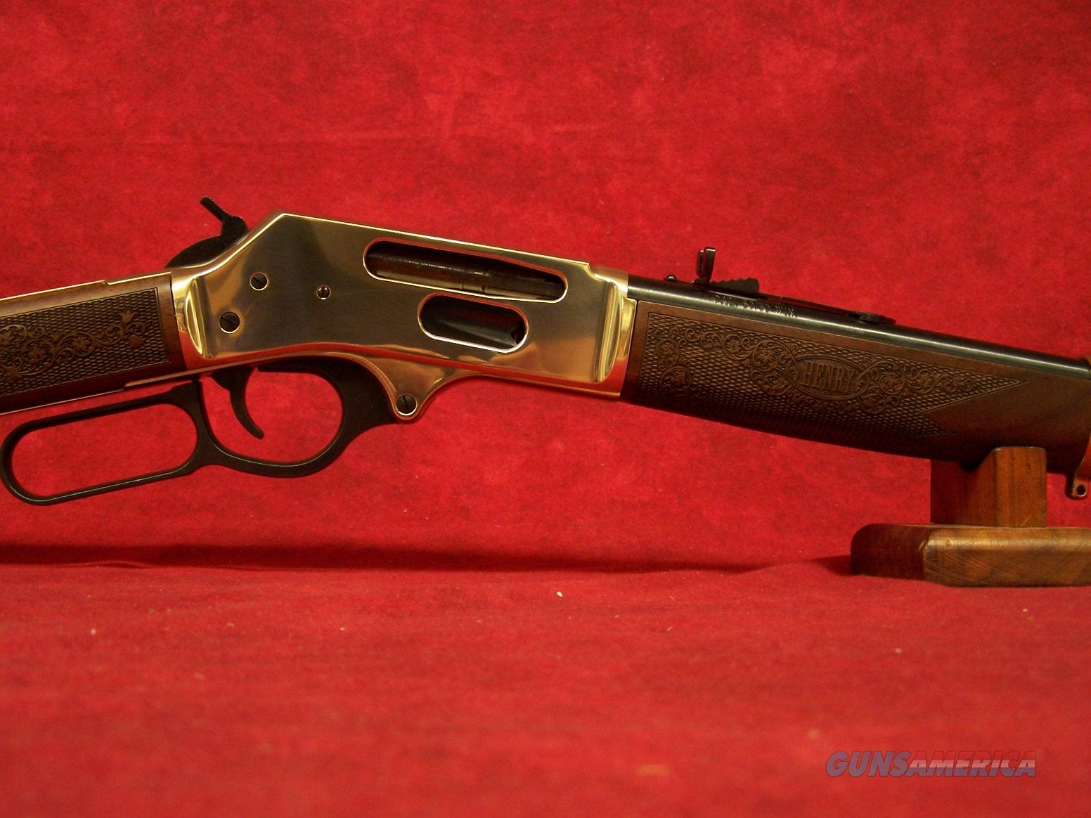 Henry Cowboy Carbine .30/30 (H024-3030)  Guns > Rifles > Henry Rifle Company