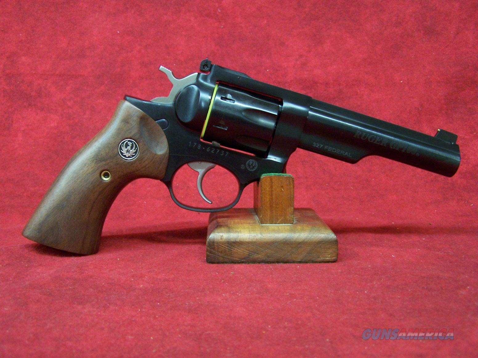 """Ruger GP100 327 Fed Mag 5"""" Barrel (01769)  Guns > Pistols > Ruger Double Action Revolver > GP100"""