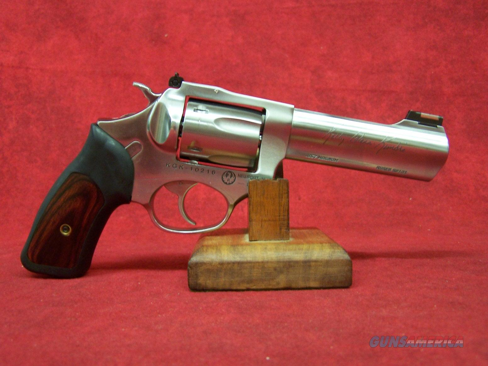 "Ruger SP101 Standard .357 Mag 4.2"" Barrel (15703)  Guns > Pistols > Ruger Double Action Revolver > SP101 Type"
