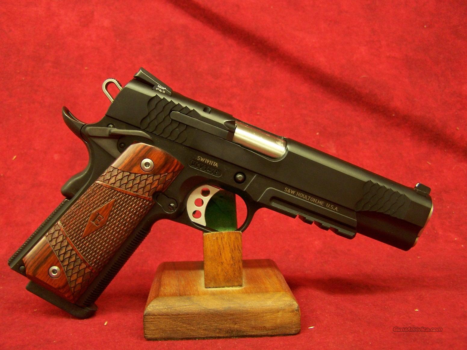 Smith & Wesson 1911 .45ACP SW1911TA  Guns > Pistols > Smith & Wesson Pistols - Autos > Steel Frame