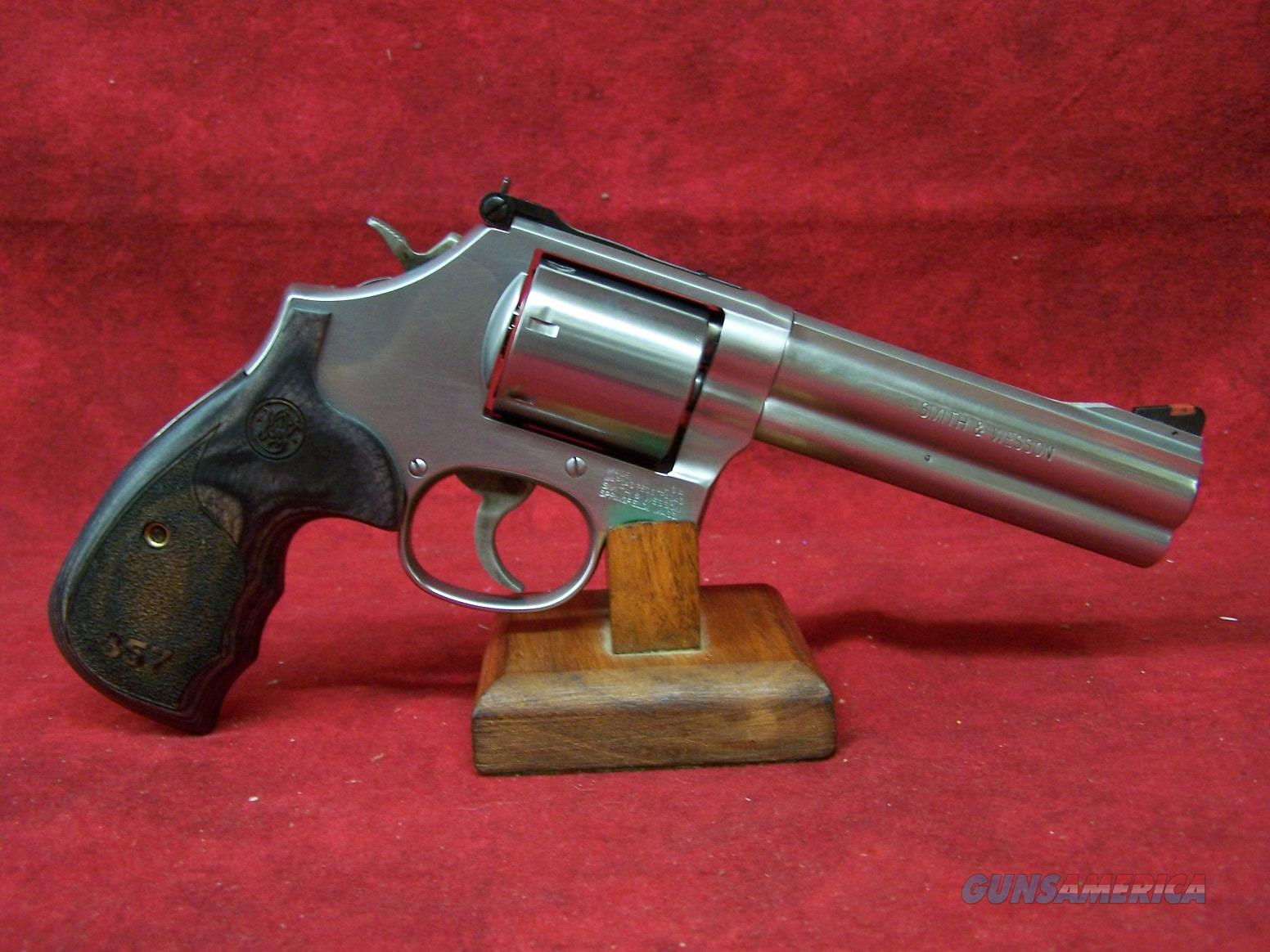 "Smith & Wesson Model 686 Plus 5"" Barrel (150854)  Guns > Pistols > Smith & Wesson Revolvers > Full Frame Revolver"