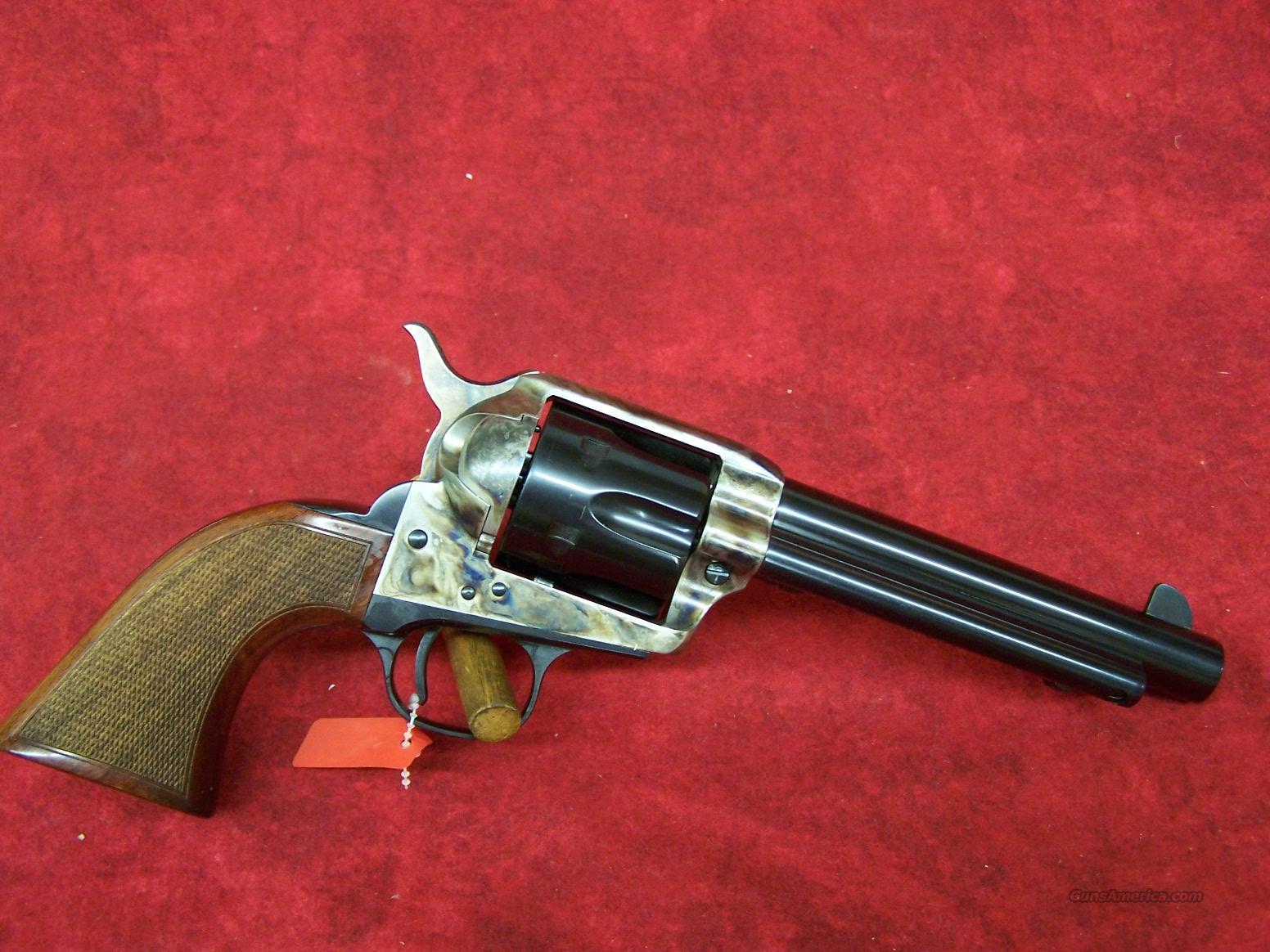 "Uberti 1873 Cattleman El Patron .45LC Blue 5 1/2""(345175)    Guns > Pistols > Uberti Pistols > Ctg."