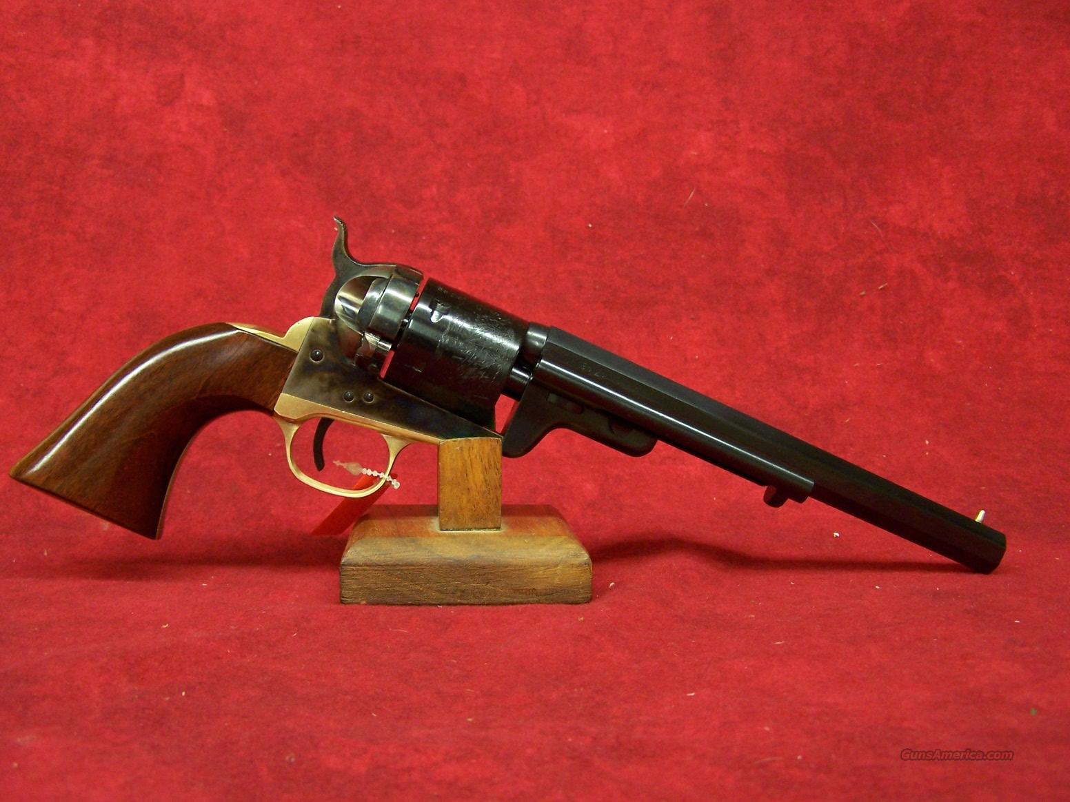"""Uberti 1851 Navy Richards Mason .38 Special 7 1/2"""" (341360)  Guns > Pistols > Uberti Pistols > Ctg."""