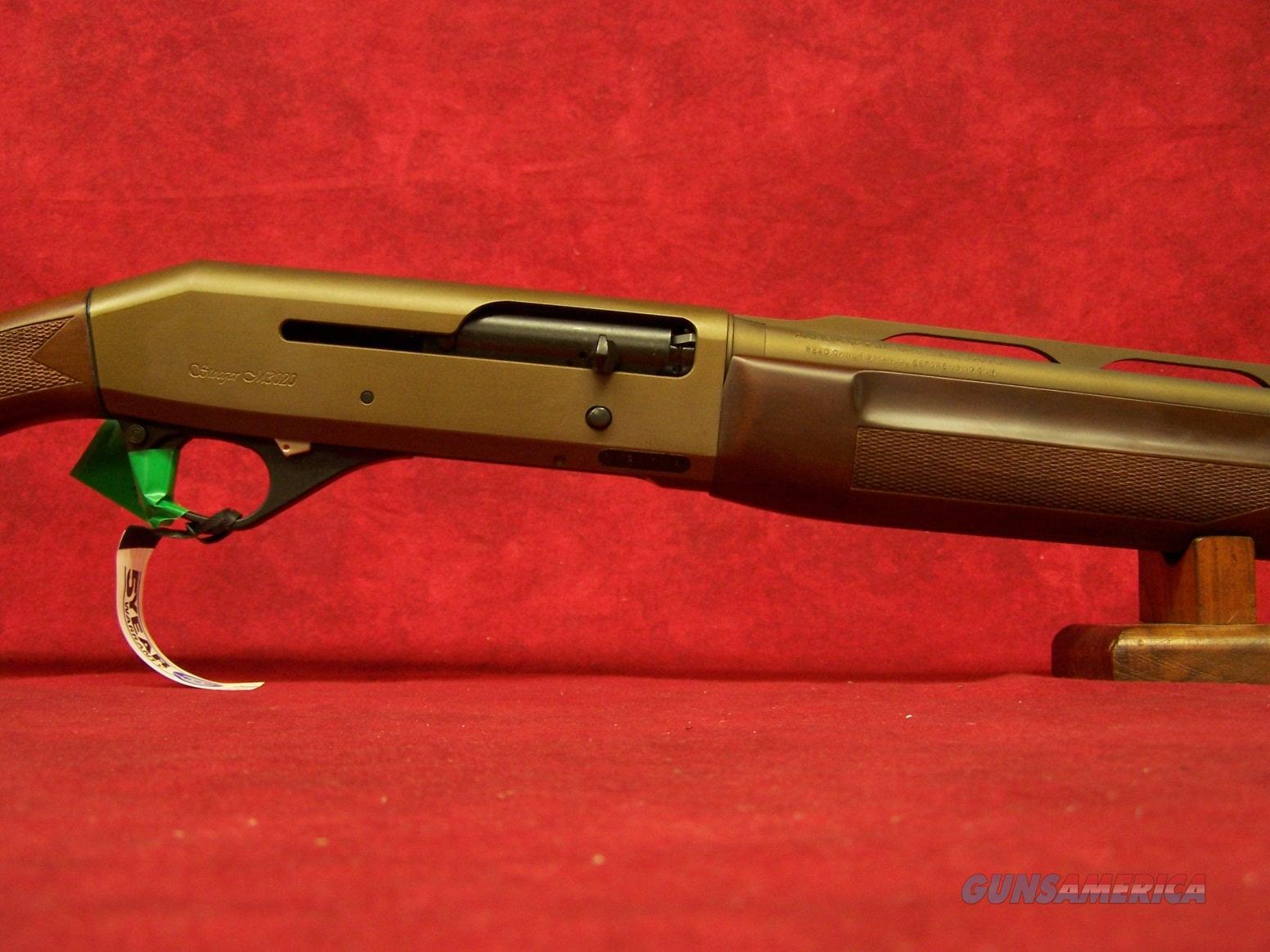"Stoeger M3020 Walnut Bronze 20ga 3"" Barrel 28"" (31932)  Guns > Shotguns > Stoeger Shotguns"