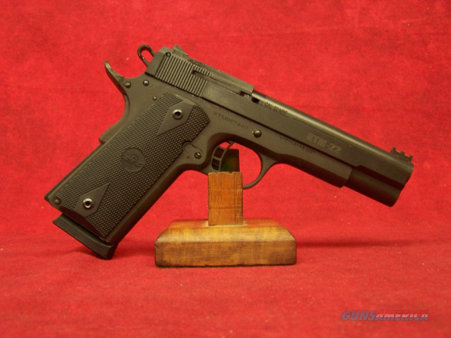 "Rock Island Armory M1911 A1 XT .22 Mag 5"" Barrel  Guns > Pistols > Rock Island Armory Pistols > Rock Island"