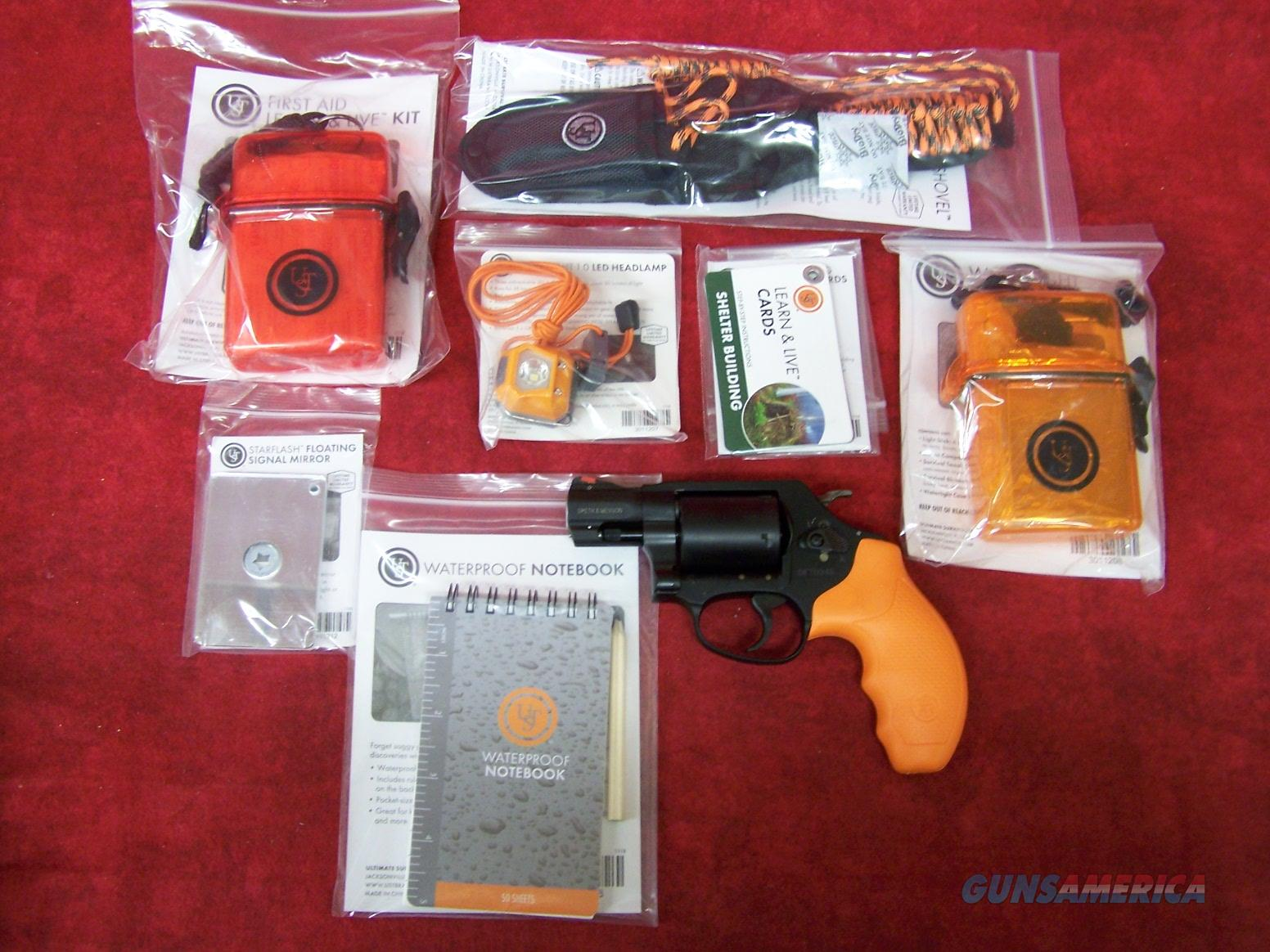 "Smith & Wesson M360 Survival Kit .357 Mag 1.875"" Barrel (12601)  Guns > Pistols > Smith & Wesson Revolvers > Small Frame ( J )"