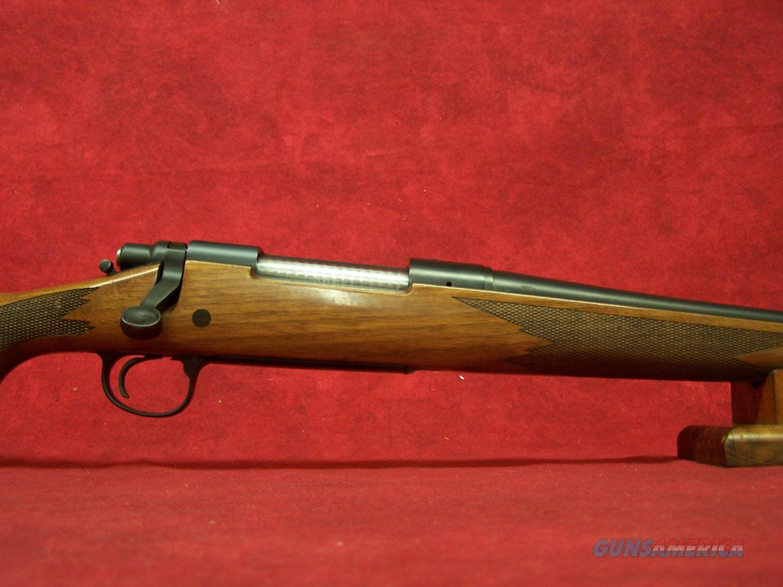 "Remington 700 CDL .270 Win 24"" SATIN WALNUT SATIN BLUE (27011)  Guns > Rifles > Remington Rifles - Modern > Model 700 > Sporting"