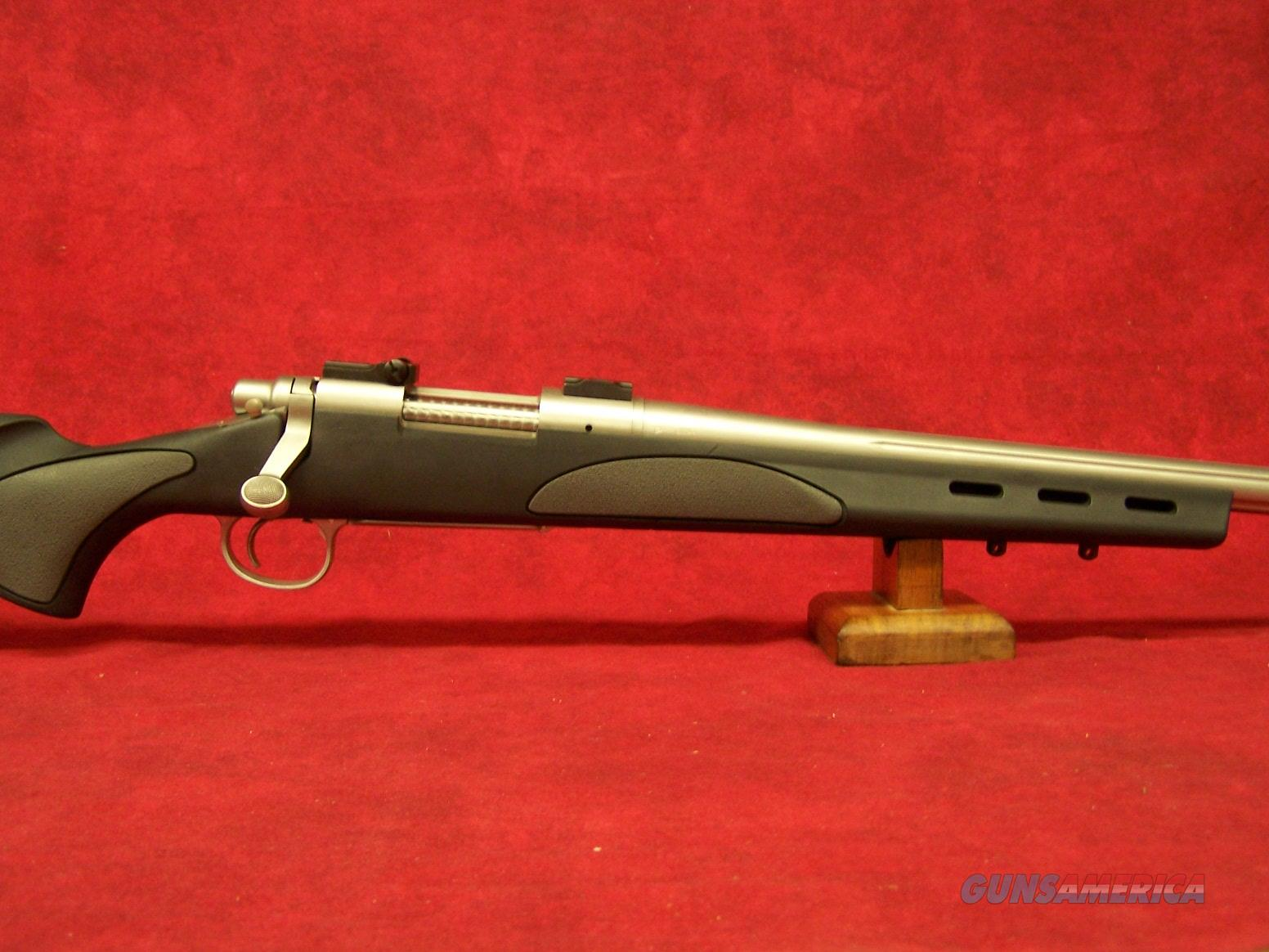 Remington Model 700 SPS Varmint Stainless Fluted .308 Win (84345)   Guns > Rifles > Remington Rifles - Modern > Model 700 > Sporting
