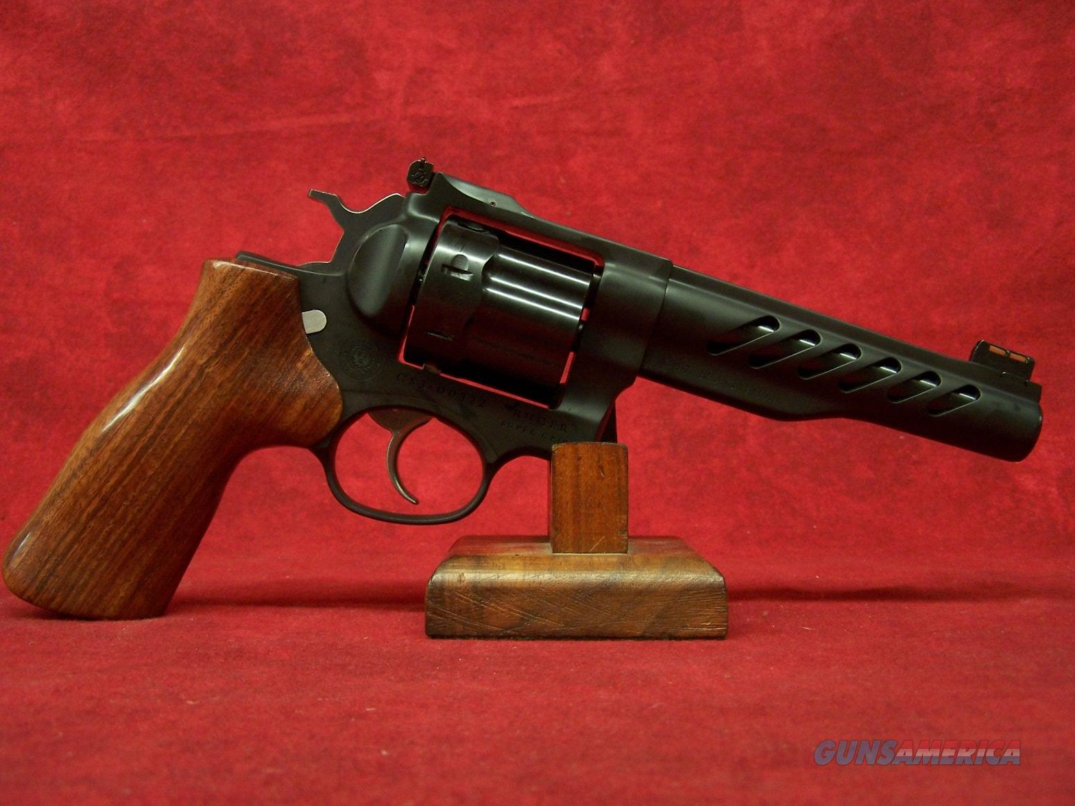 """Ruger Super GP100 Custom Shop .357 Mag 5.5"""" Barrel Tuned (05065)  Guns > Pistols > Ruger Double Action Revolver > GP100"""
