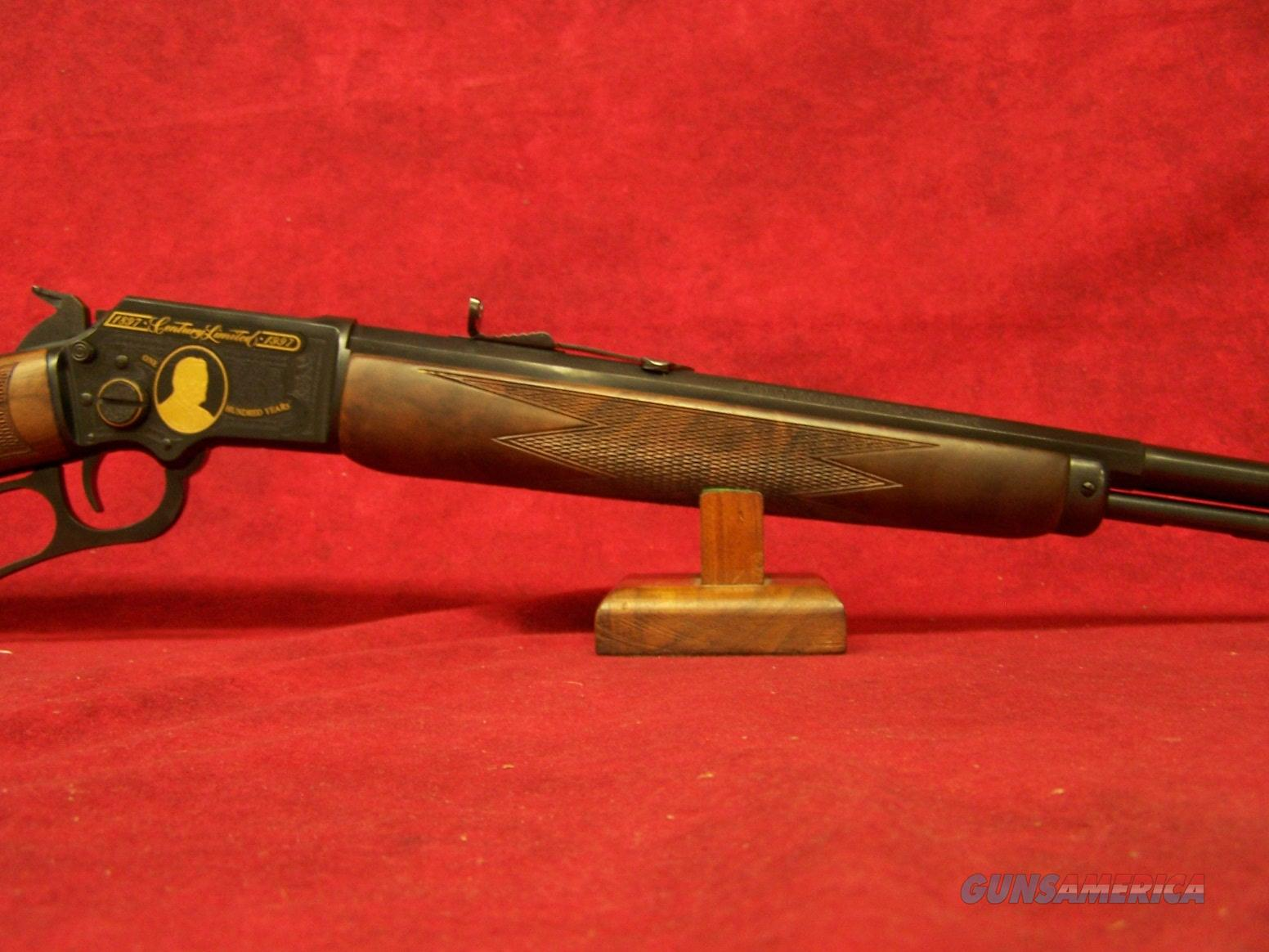 Marlin Model 1897CL 22Cal Lever Action Half Round Half Octagon Barrel Century Limited (1897CL)  Guns > Rifles > Marlin Rifles > Modern > Lever Action