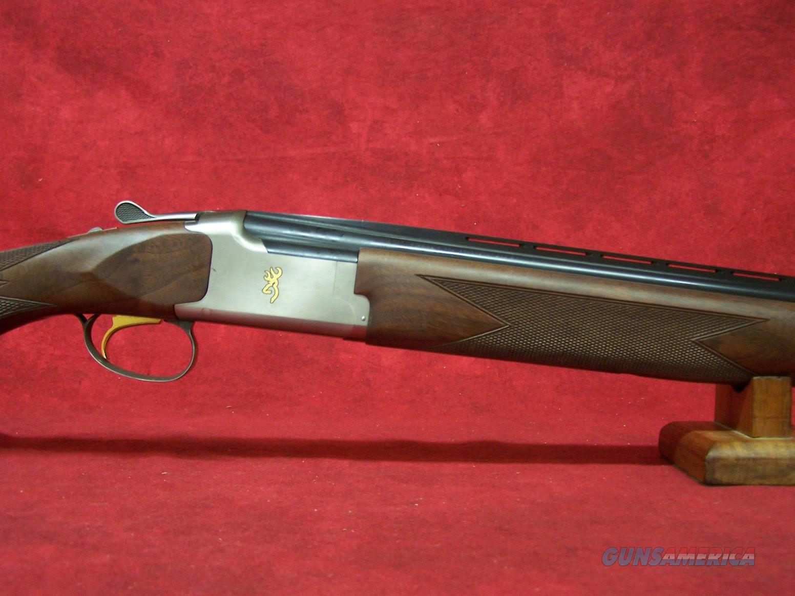 "Browning Citori White Satin Hunter .20ga 28"" Barrel (018161604)  Guns > Shotguns > Browning Shotguns > Over Unders > Citori > Hunting"