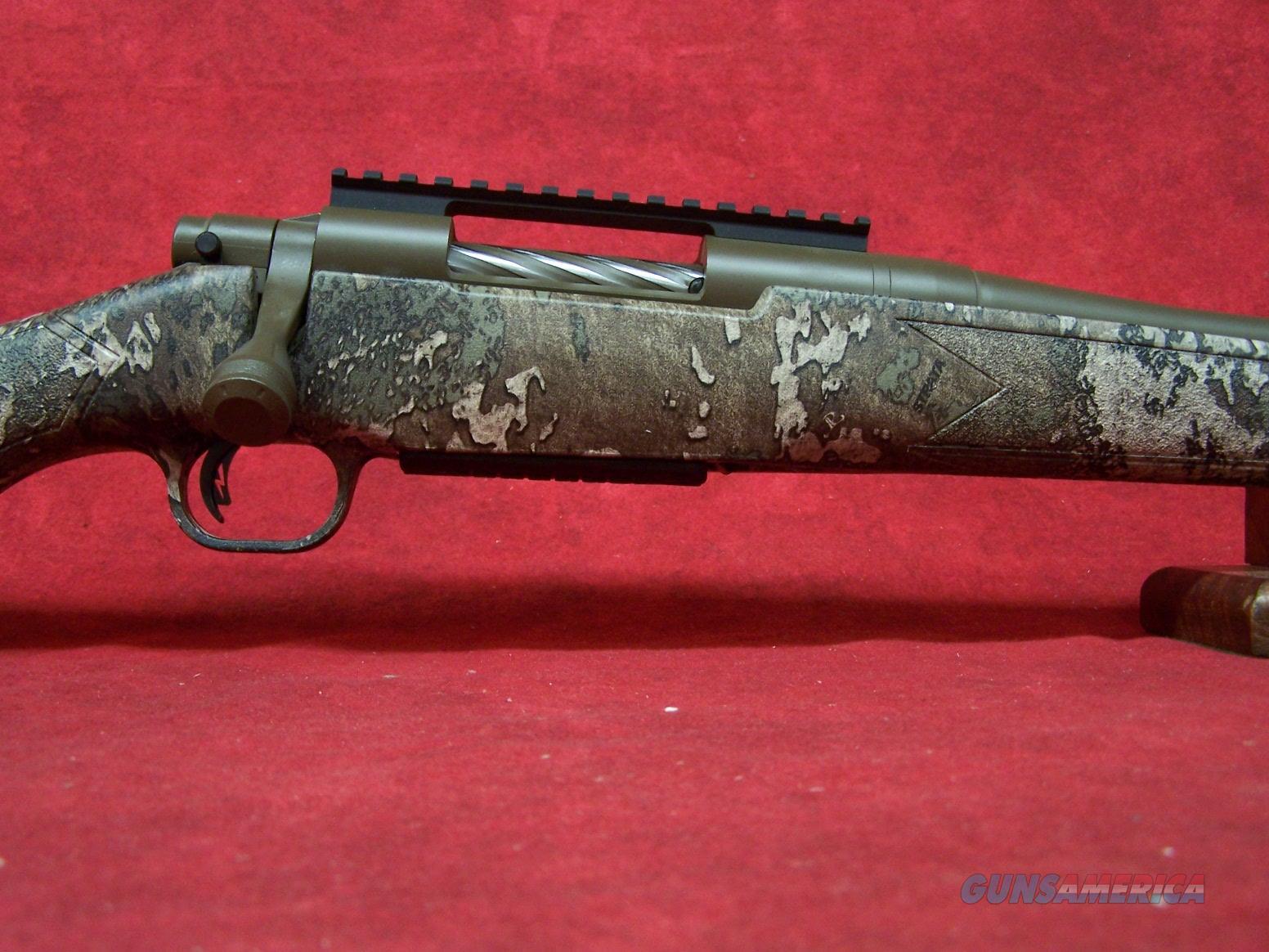 "Mossberg Patriot 6.5 Creedmoor True Timber Strata/Brown Cerakote 22"" Fluted Barrel (28046)  Guns > Rifles > Mossberg Rifles > Patriot"