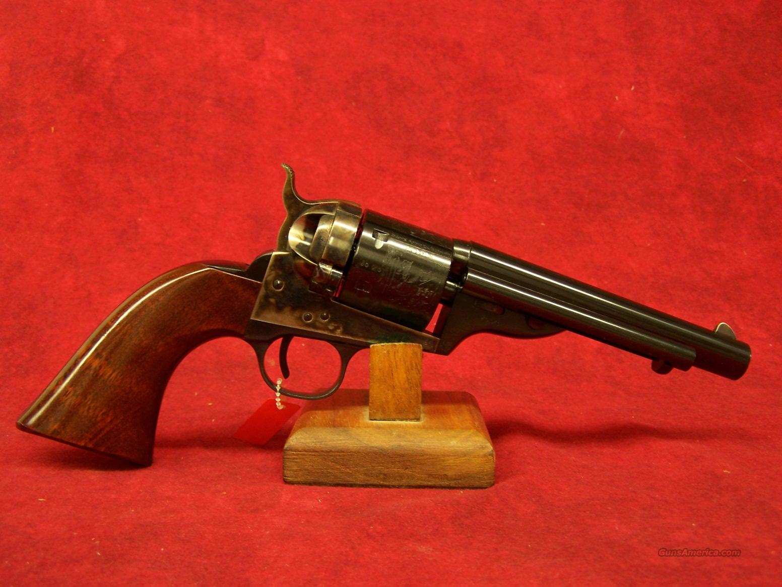 "Uberti 1860 Army Conversion ""Richards Mason"" .38 Spl 5 1/2""(341362)  Guns > Pistols > Uberti Pistols > Ctg."