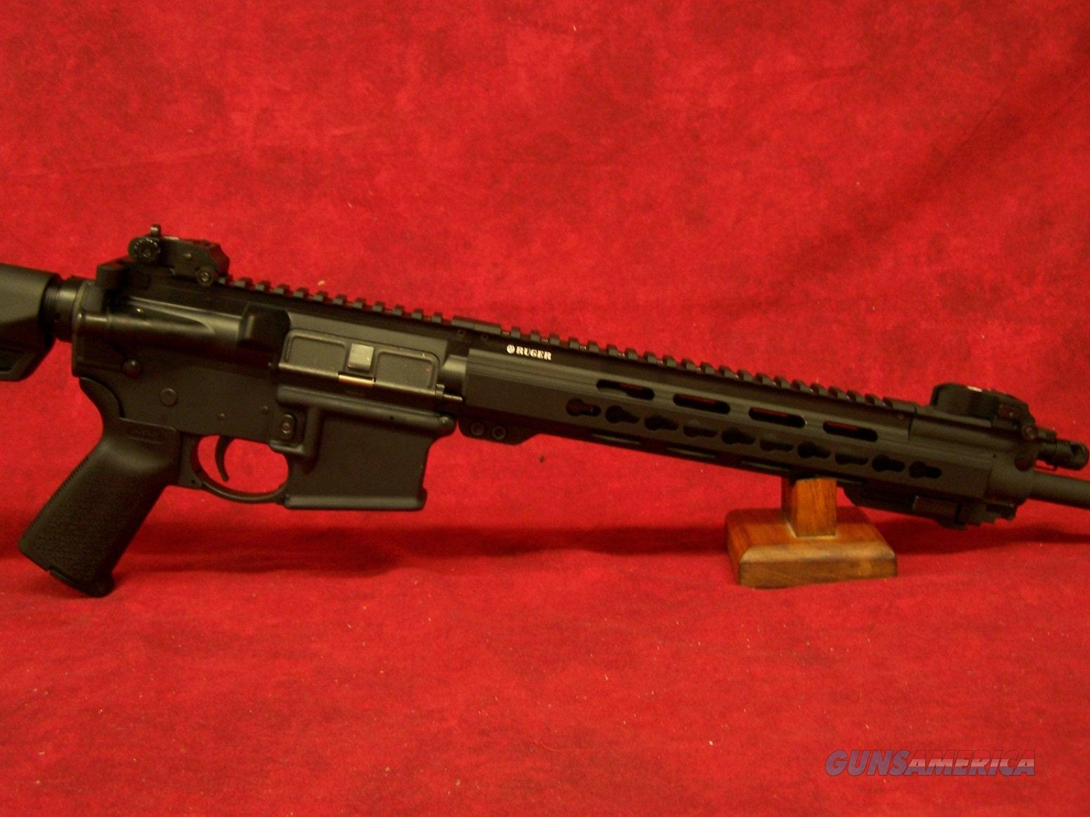 "Ruger SR-556 Takedown 5.56x45 16.12"" Barrel (05924)  Guns > Rifles > Ruger Rifles > SR Series"