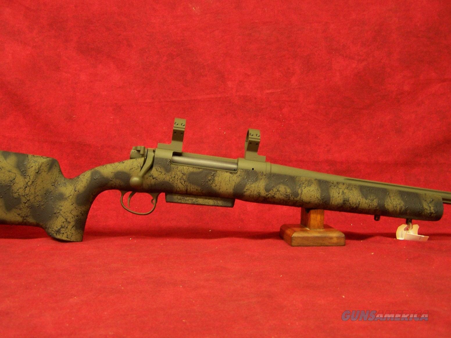 "H-S PRECISION Pro-Series 2000 LA PLR .338 Lapua 26"" Fluted OD Cerakote Barrel w/Brake Green and Black camo stock HS precision (Professional Long Range Hunter)  Guns > Rifles > HS Precision Rifles"