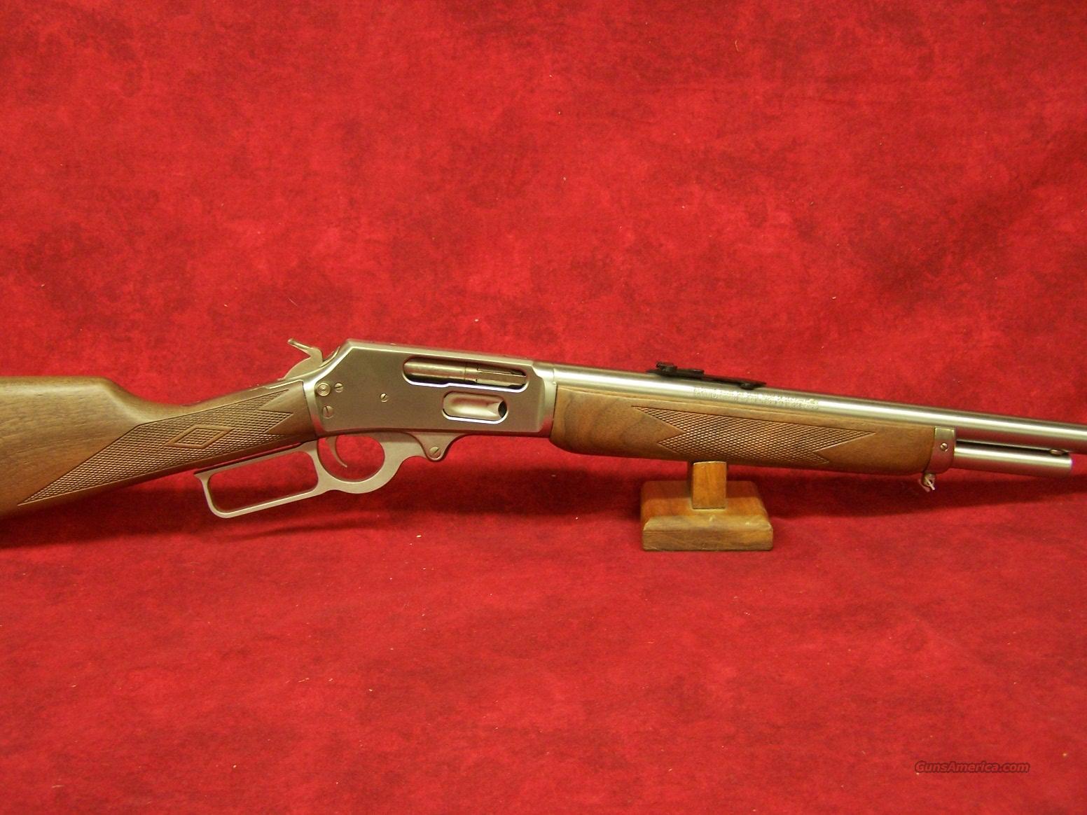 Marlin 1895GS 45/70 Stainless Steel Guide Gun(70464)  Guns > Rifles > Marlin Rifles > Modern > Lever Action