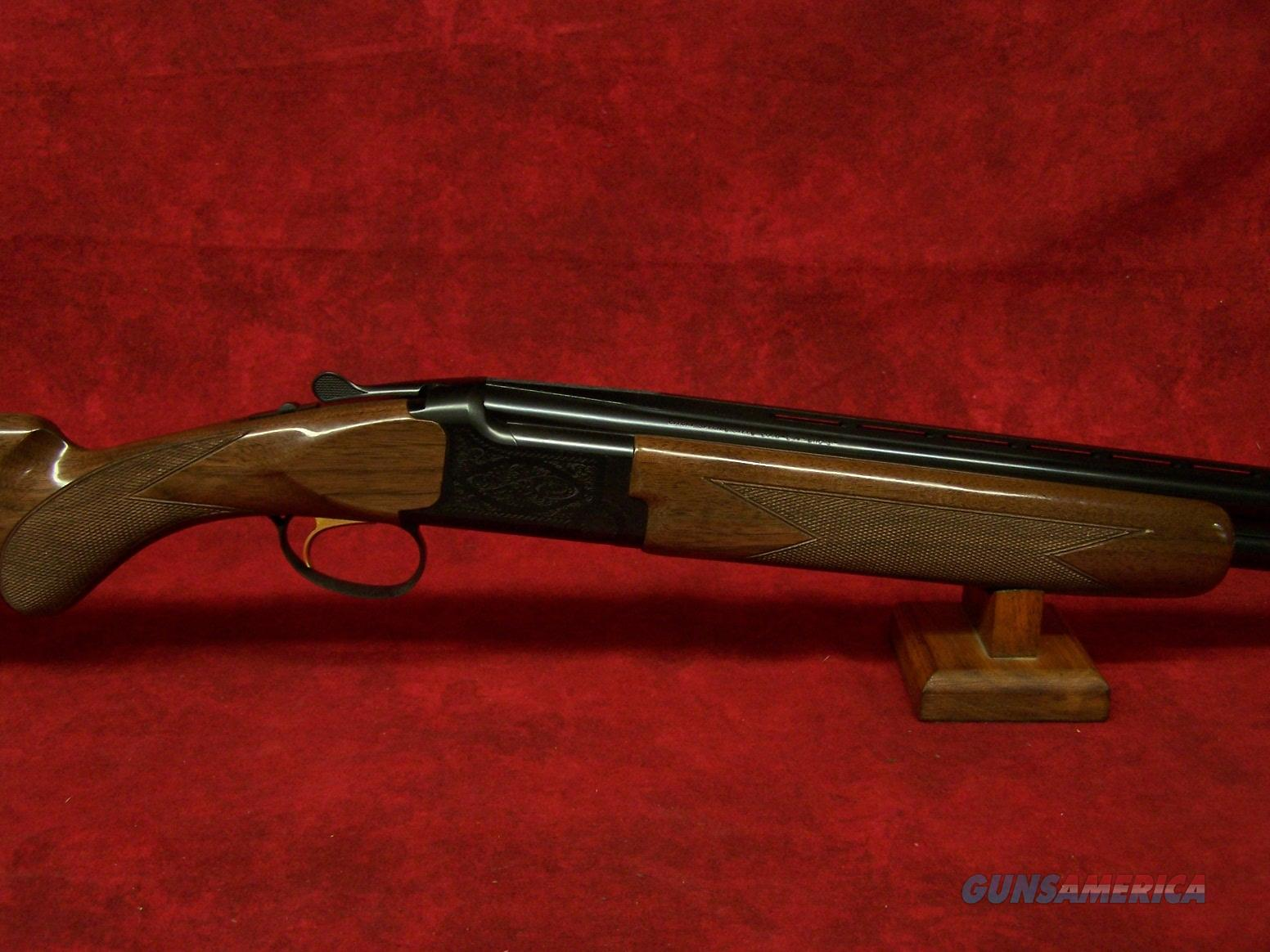 "Browning Citori Lightning VectorPro 20 Ga 28"" Barrel Blue Finish Walnut Stock Gloss Finish (013461604)  Guns > Shotguns > Browning Shotguns > Over Unders > Citori > Hunting"