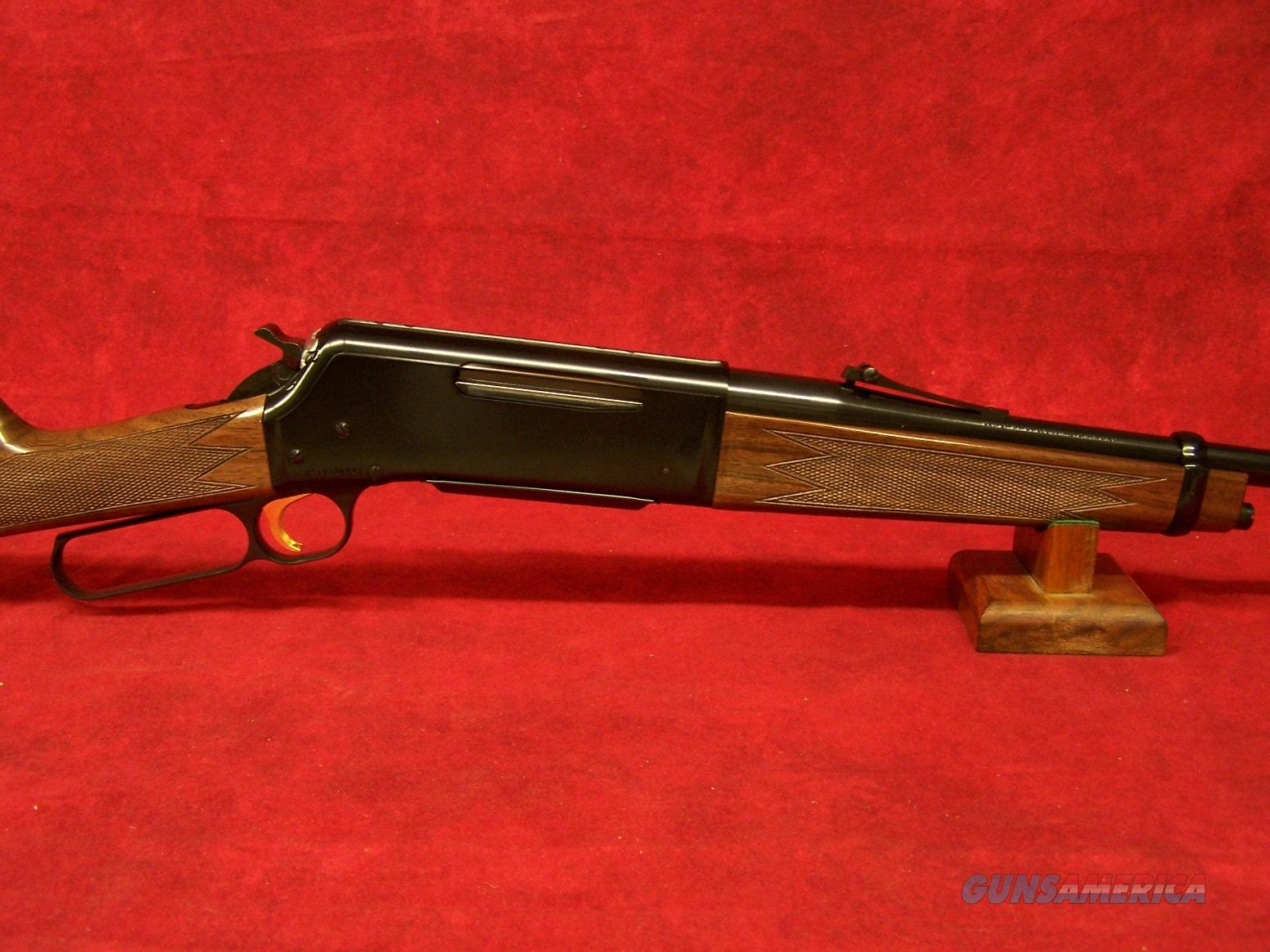 "Browning BLR Lightweight '81 .270 Win 22"" (034006124)  Guns > Rifles > Browning Rifles > Lever Action"