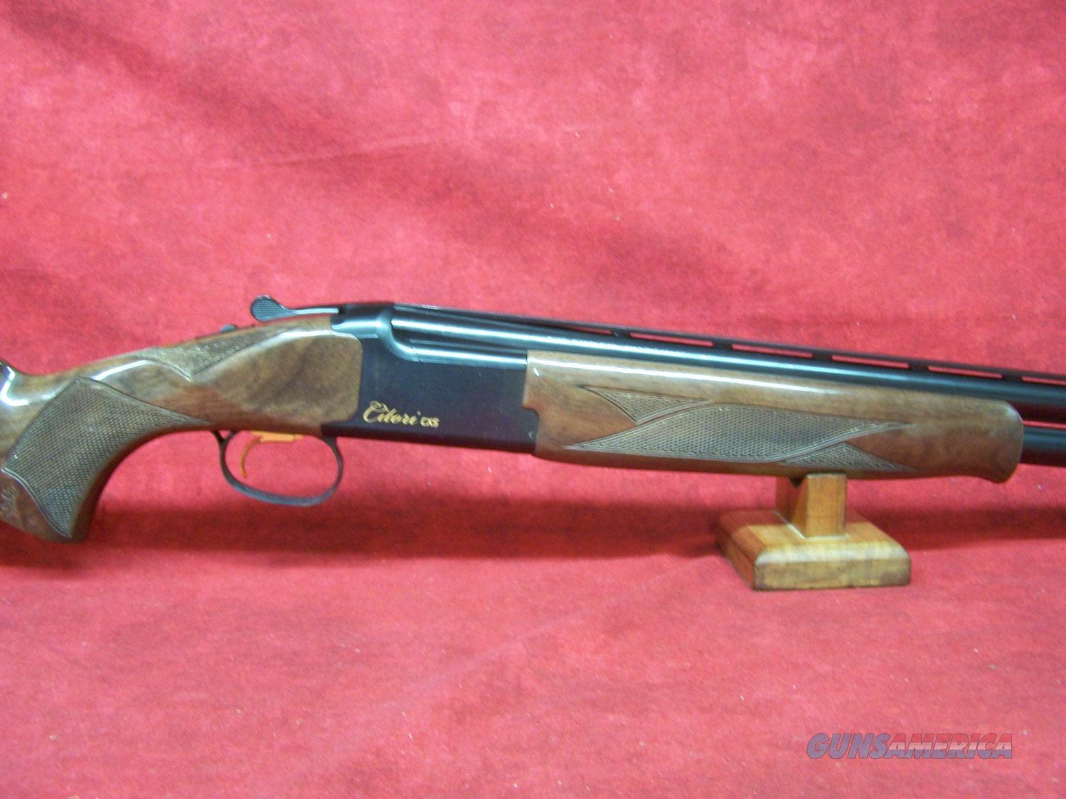 "Browning Citori CXS Adjustable 12ga 30"" barrel  3"" (018110303)  Guns > Shotguns > Browning Shotguns > Over Unders > Citori > Trap/Skeet"