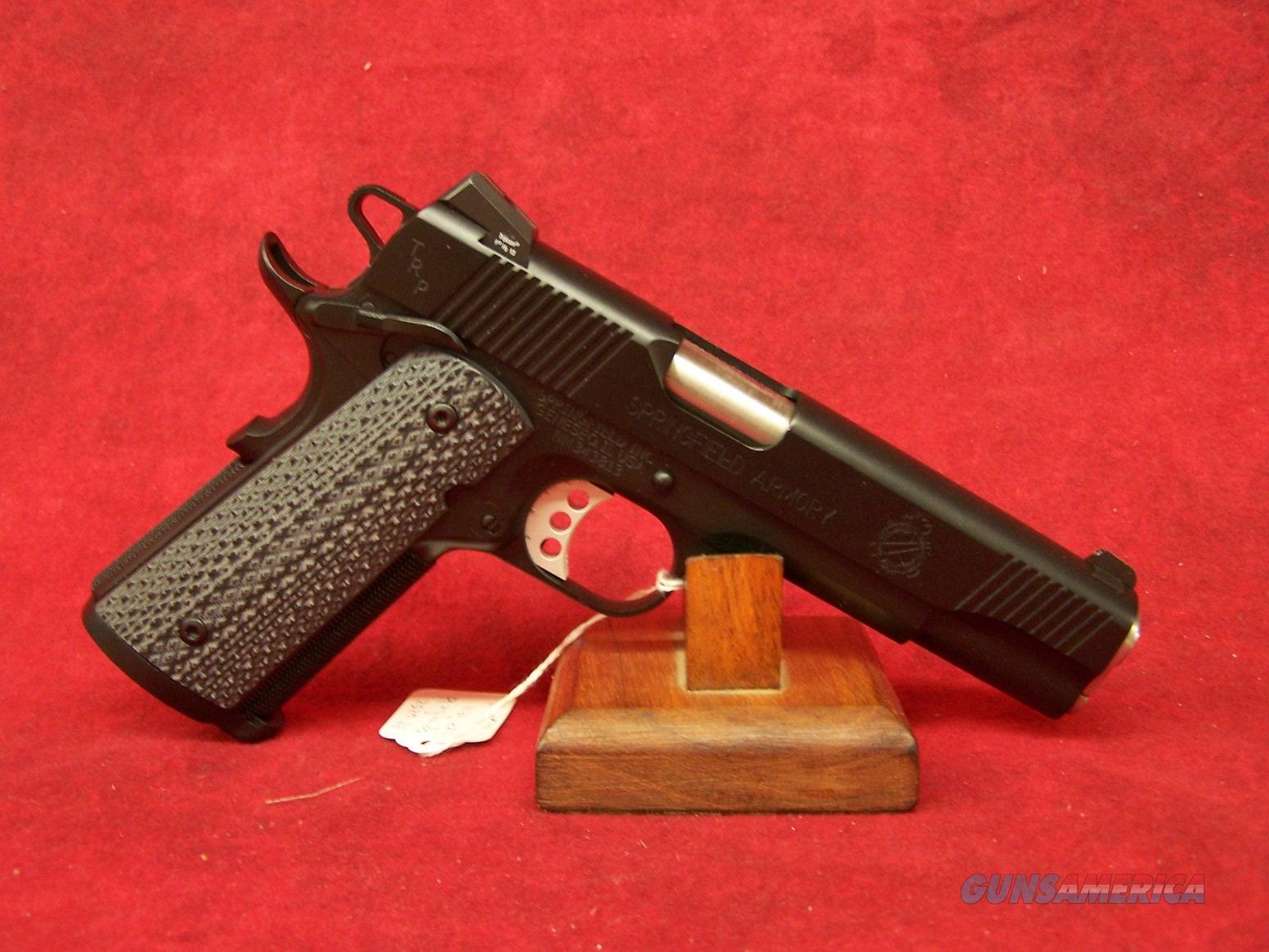 Springfield Armory 1911 TRP A-Kote .45ACP (PC9108LP)  Guns > Pistols > Springfield Armory Pistols > 1911 Type