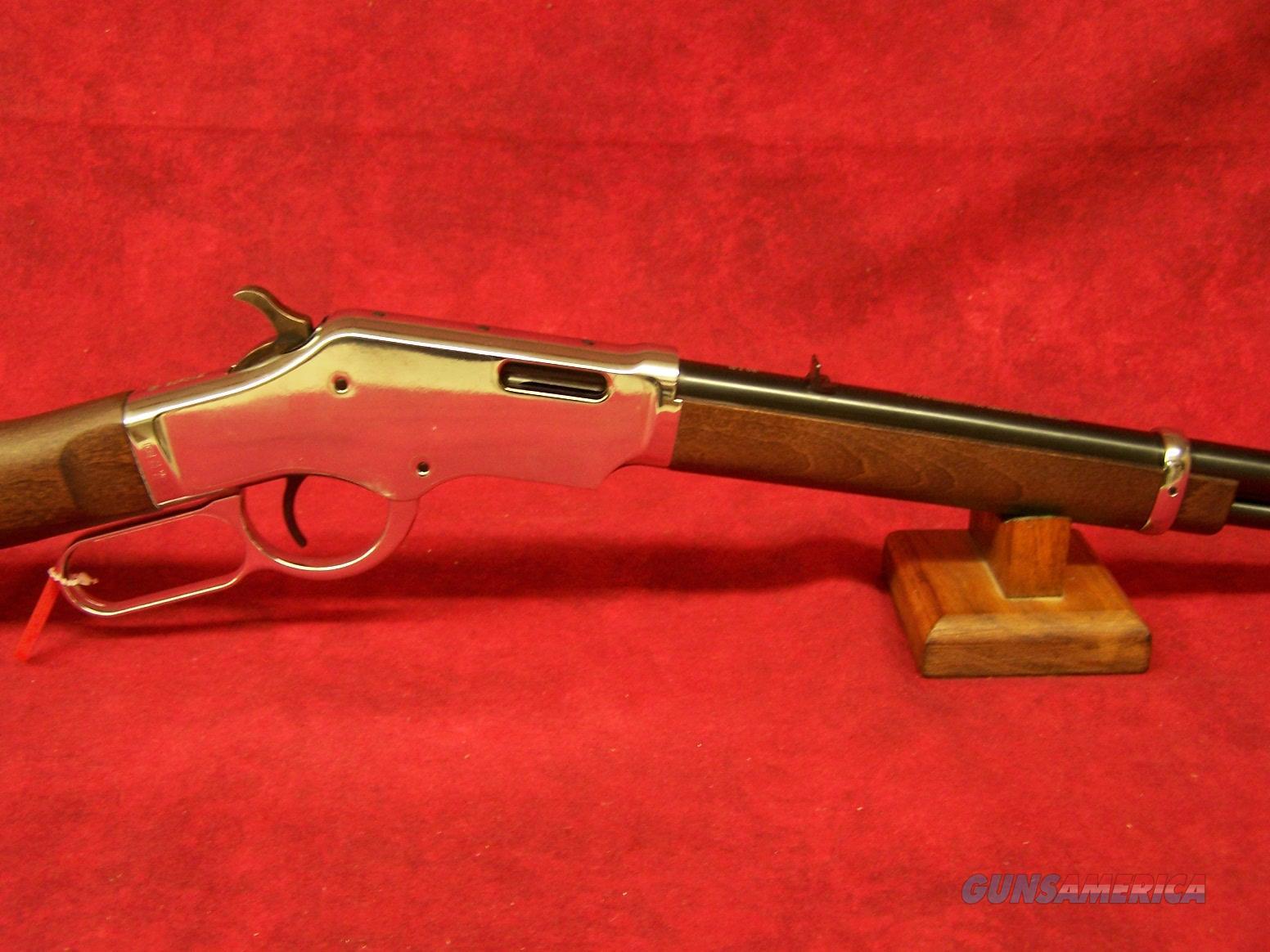 "Uberti Silverboy Carbine .22lr 19"" (342350)  Guns > Rifles > Uberti Rifles > Lever Action"