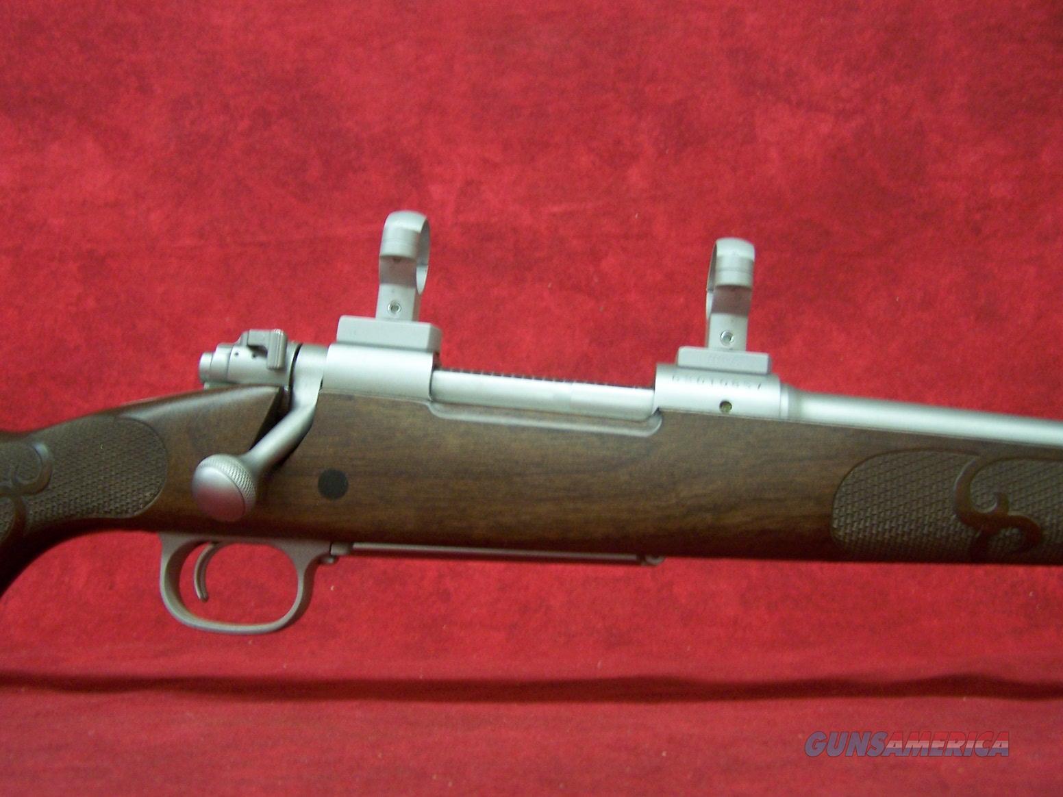 "Winchester Model 70 Classic Stainless SA .243 Win 22"" SS Barrel Walnut stock  Guns > Rifles > Winchester Rifles - Modern Bolt/Auto/Single > Model 70 > Post-64"