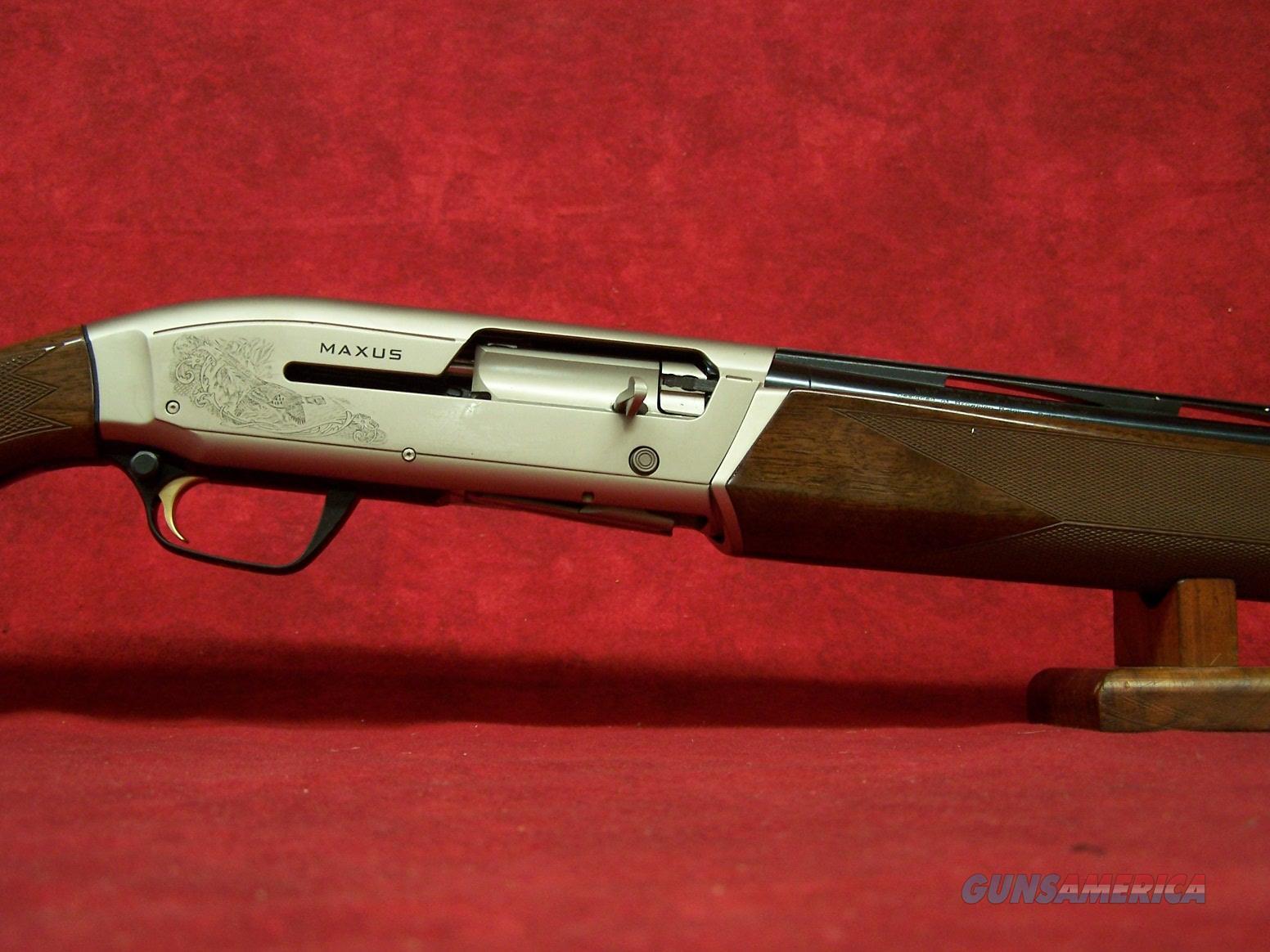 """Browning Maxus Hunter 12ga 28"""" Barrel 3.5"""" (011608204)  Guns > Shotguns > Browning Shotguns > Autoloaders > Hunting"""