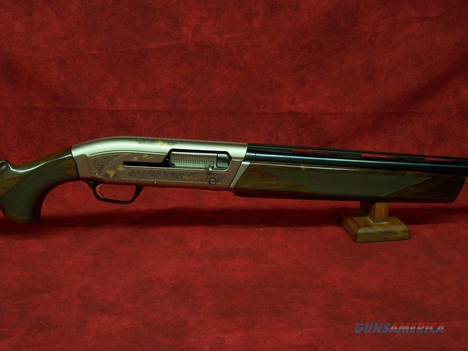 "Browning Maxus Sporting Golden Clays 12ga 30"" (011635303)  Guns > Shotguns > Browning Shotguns > Autoloaders > Trap/Skeet"