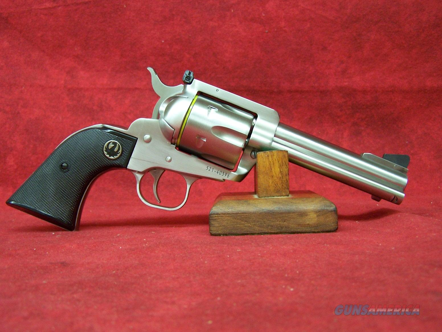 "Ruger Blackhawk 44 Smith & Wesson Special 4 5/8"" Barrel (05234)  Guns > Pistols > Ruger Single Action Revolvers > Blackhawk Type"