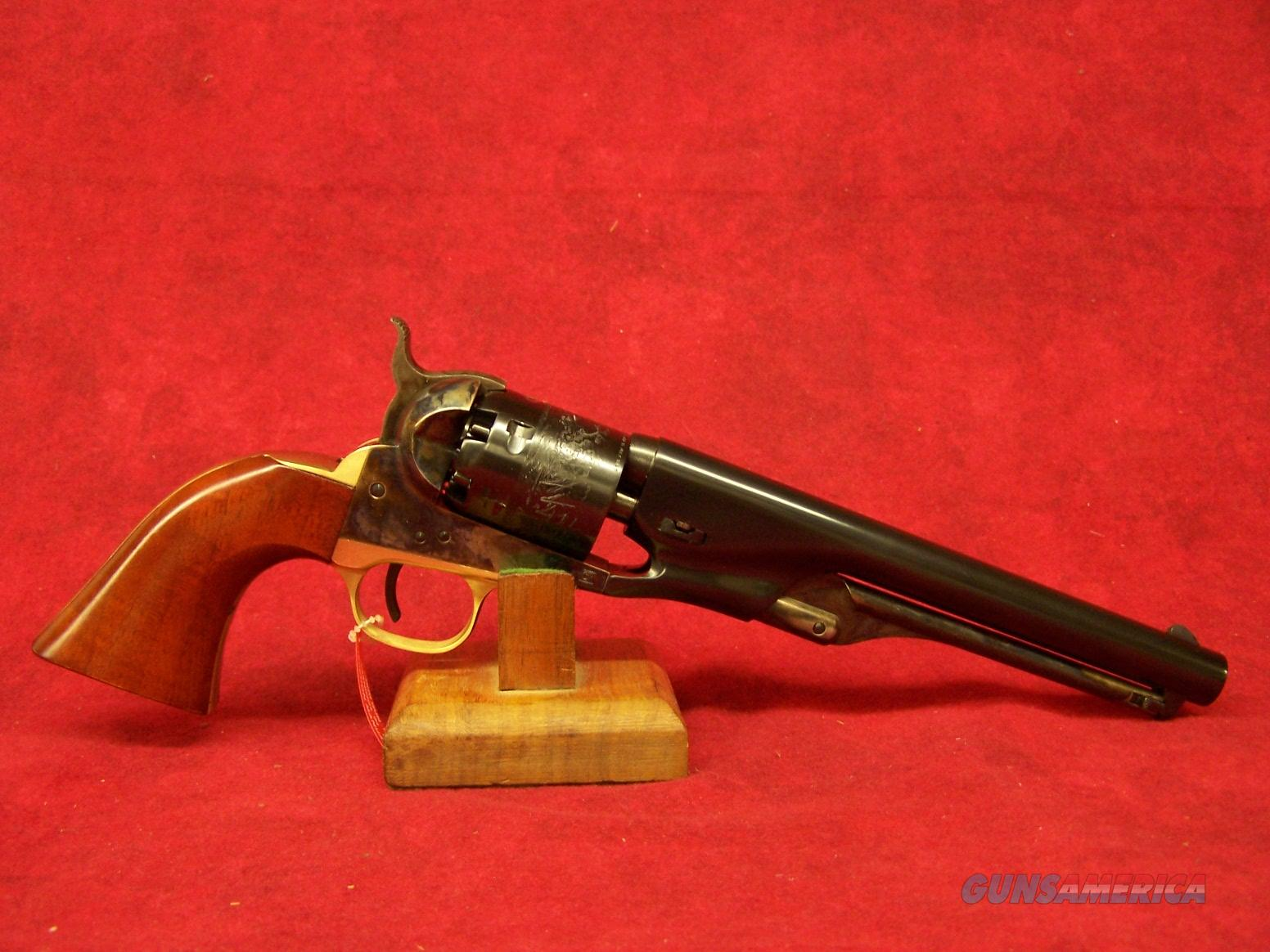 "Uberti 1861 Navy Civil Brass .36 Cal 7.5"" (340630)  Guns > Pistols > Uberti Pistols > Percussion"